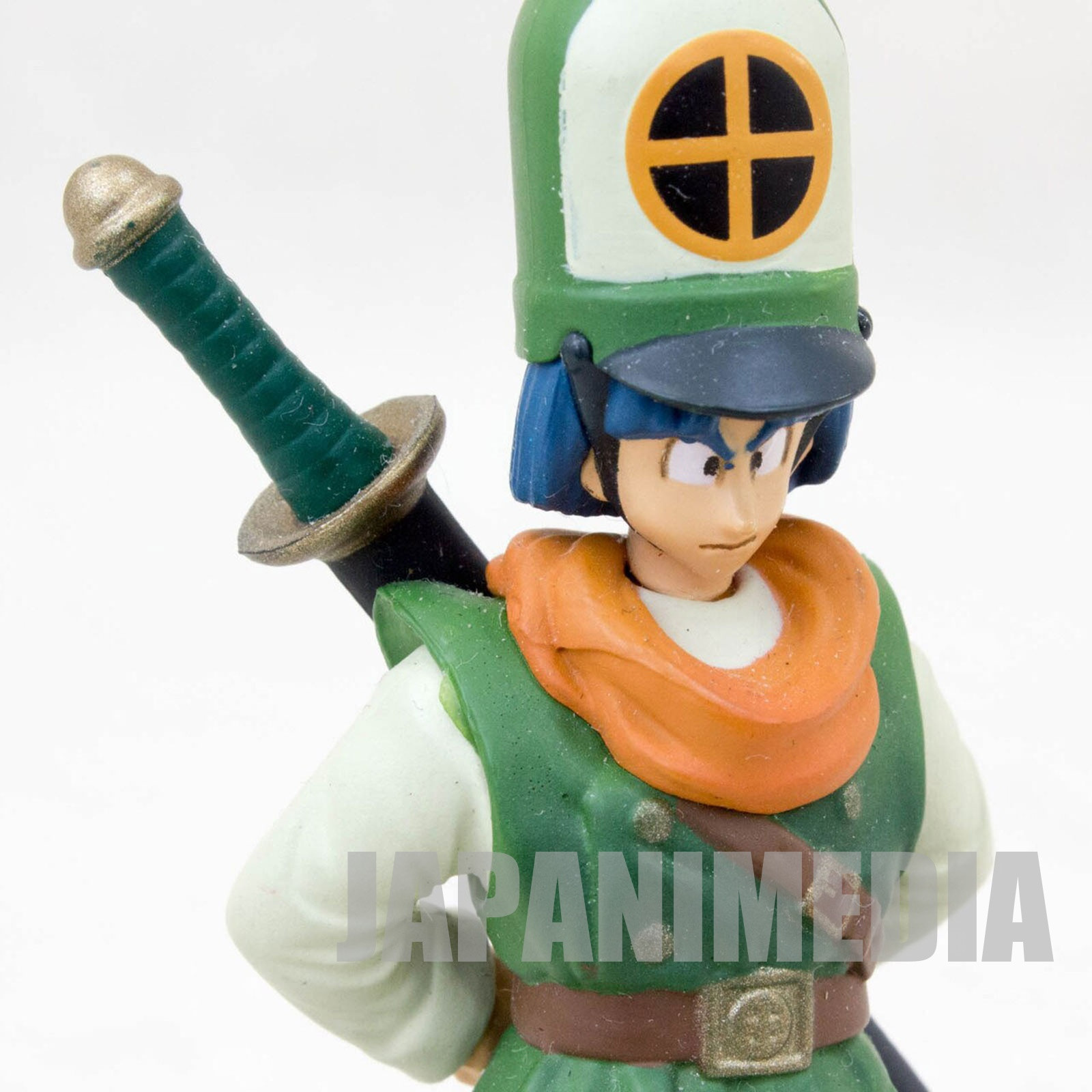 [Stand missing] Dragon Quest Chancellor Kiryl Clift Character Figure Collection JAPAN GAME