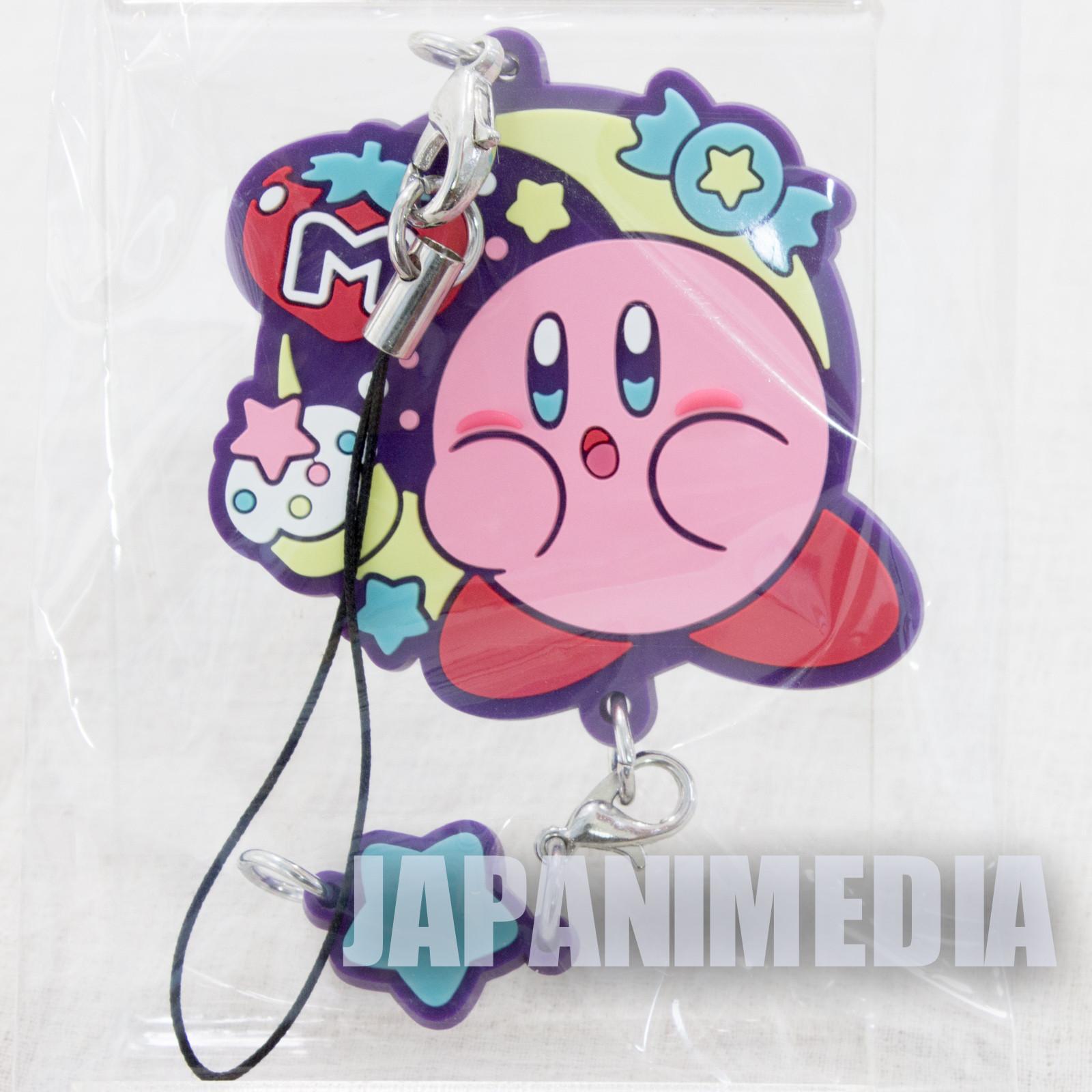 Kirby Super Star Mascot Rubber Strap Food Item ver. Banpresto JAPAN NINTNEDO