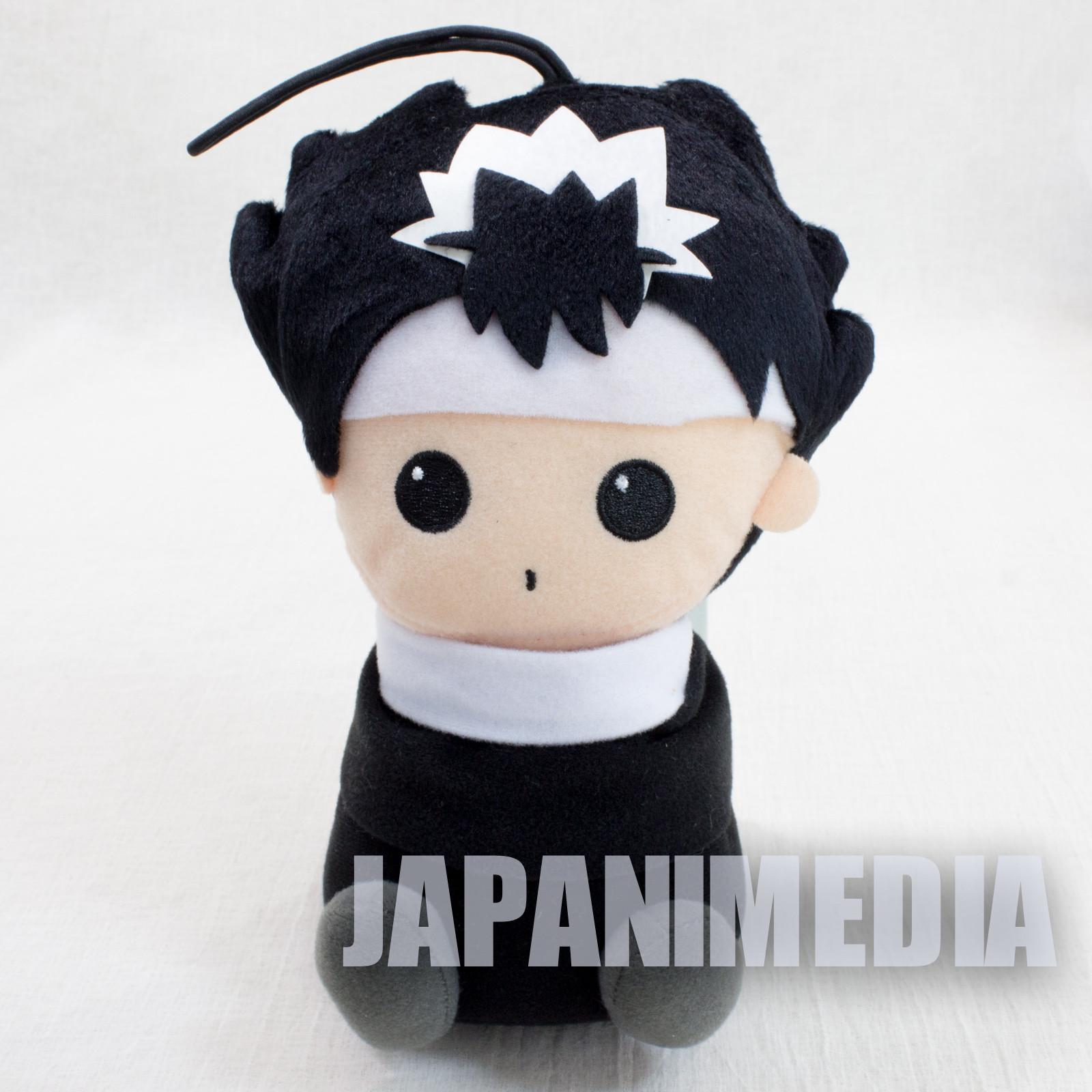"""Yu Yu Hakusho Hiei Plush Doll 7"""" JAPAN ANIME MANGA JUMP 2"""