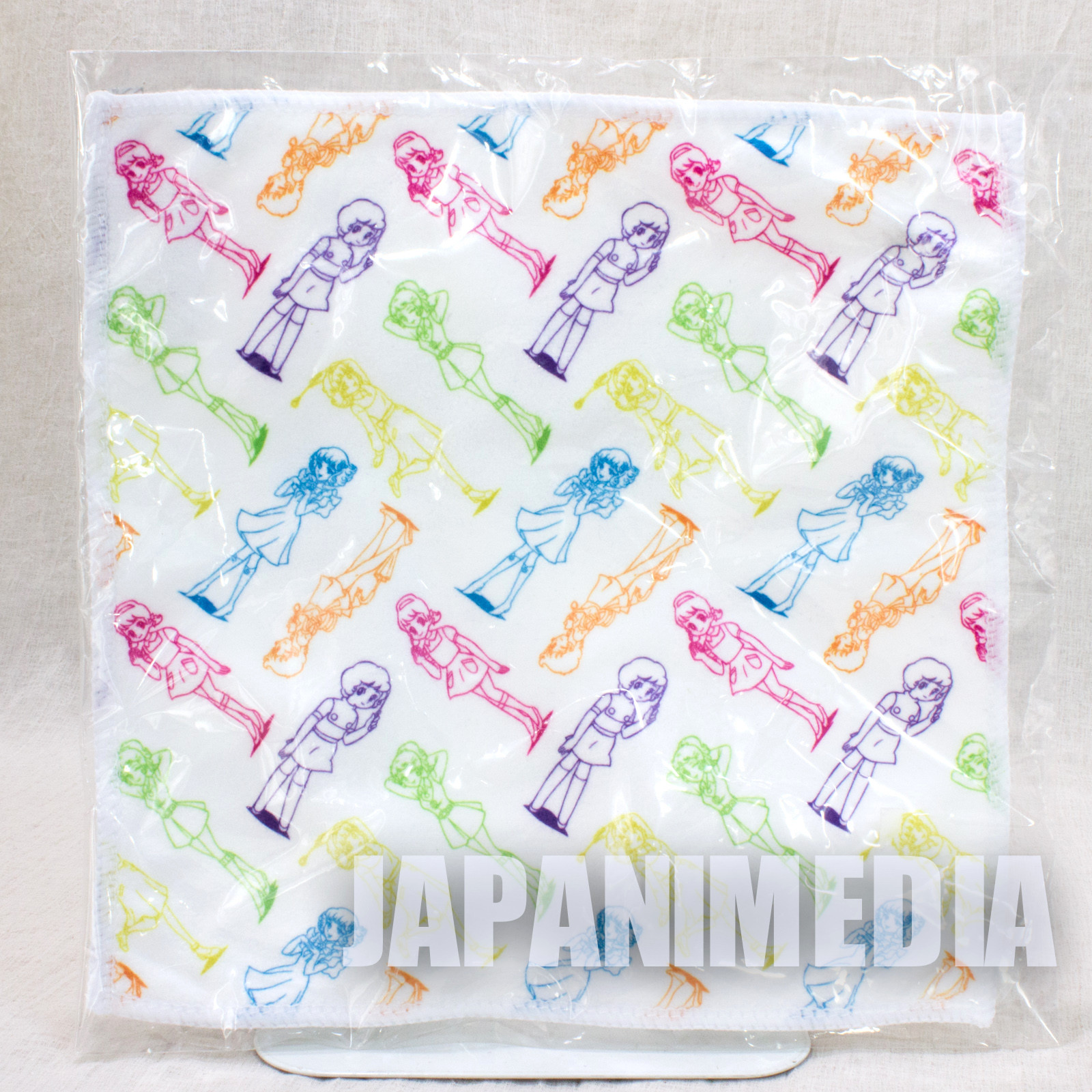 Majokko Collection x NERDS Mini Towel TOEI [Sally / Akko / Mako / Megu / Lunlun / Lalabel] JAPAN ANIME 2