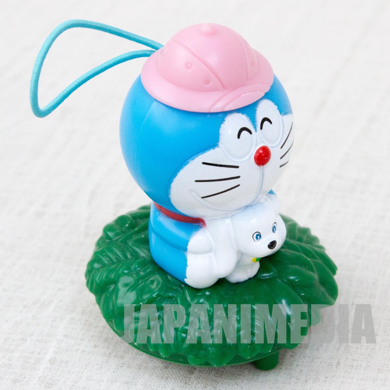 Doraemon: New Nobita's Great Demon Doraemon & Peko Pull Back Figure JAPAN ANIME 2