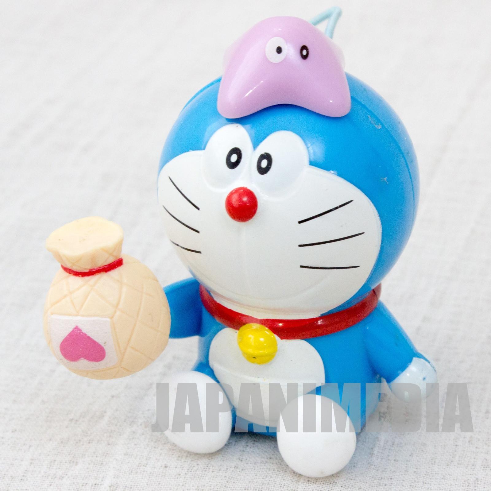 [JUNK!!] Doraemon Pull Back Figure JAPAN ANIME