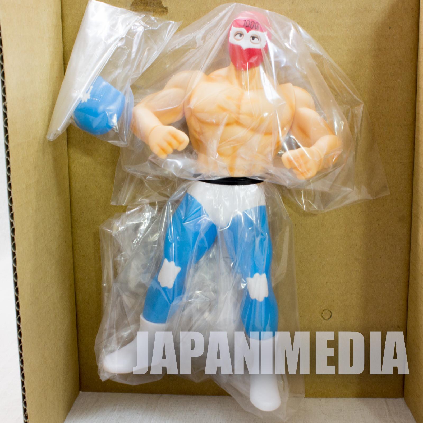 KINNIKUMAN Skyman Romando PVC Action Figure JAPAN ANIME ULTIMATE MUSCLE