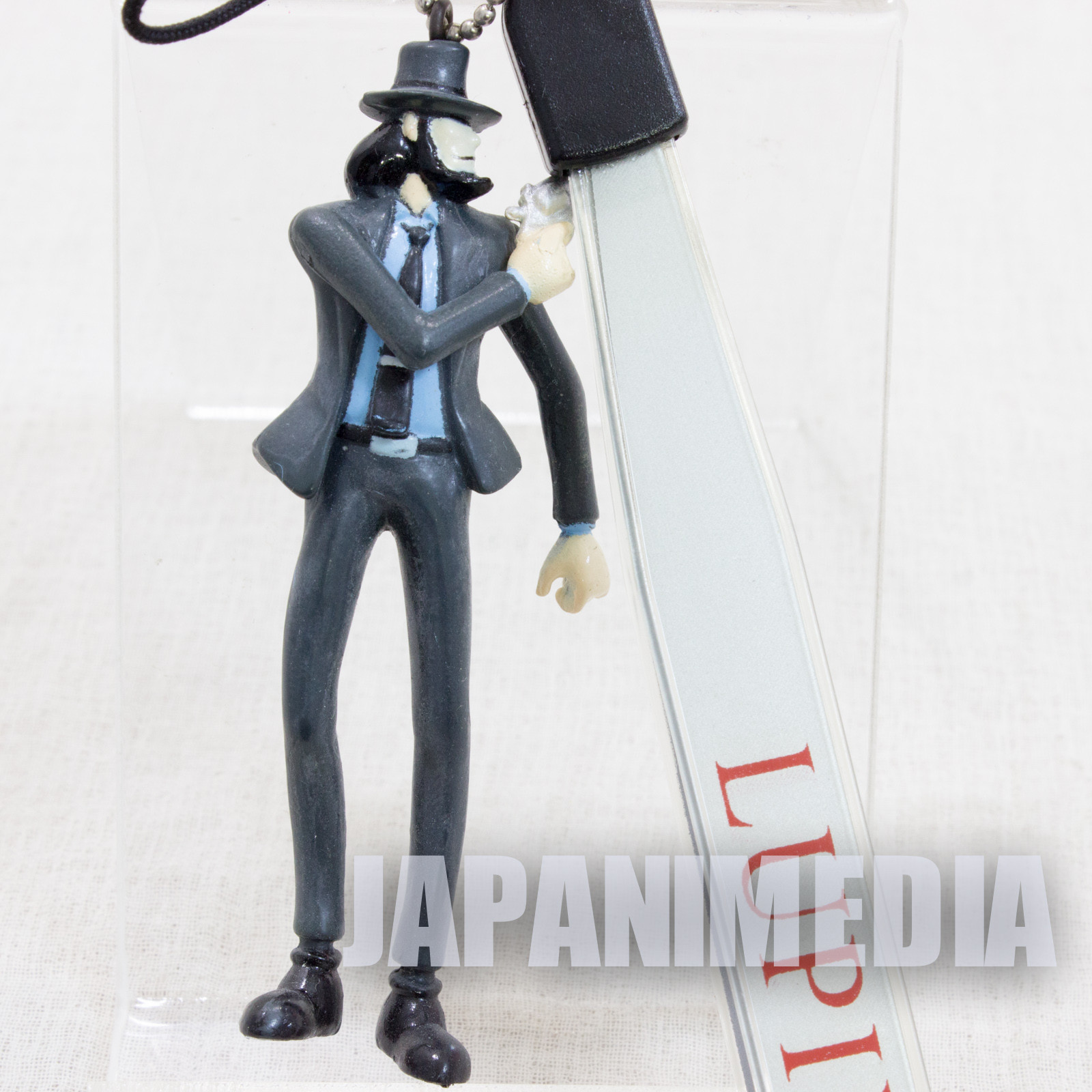 Lupin the Third (3rd) Jigen Daisuke Figure Strap JAPAN ANIME
