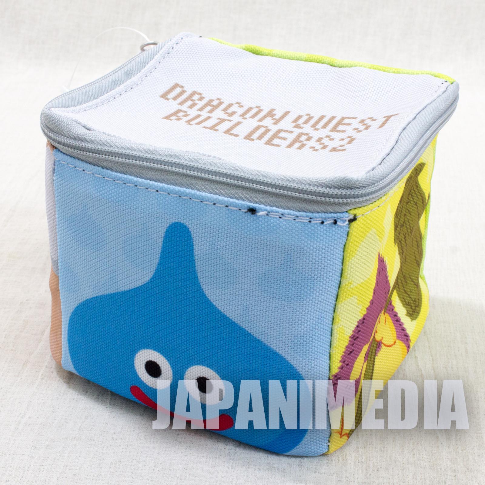 Dragon Quest Builder 2 Block Pouch Bag Case SQUARE ENIX JAPAN GAME WARRIOR