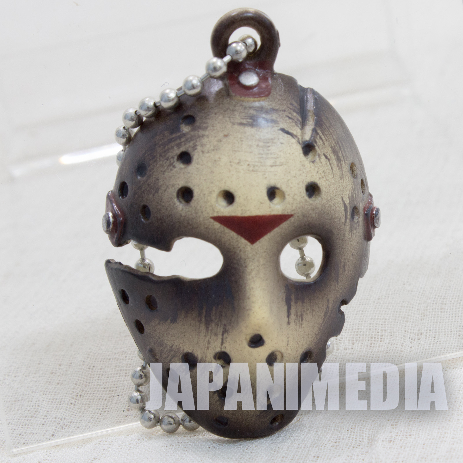 Friday The 13th Jason Voorhees Part.9 Mask Collection Figure Ballchain