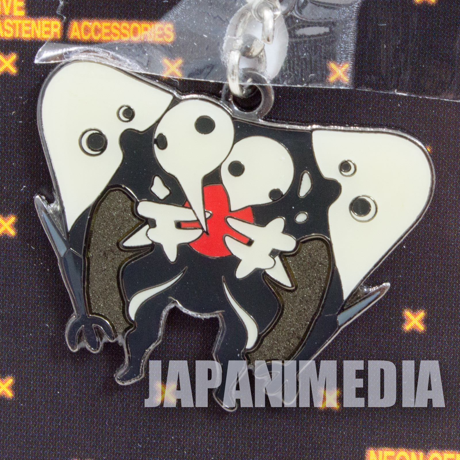 Evangelion 3th Angel Shito Sachiel Fastener Accessories Movic JAPAN ANIME 2