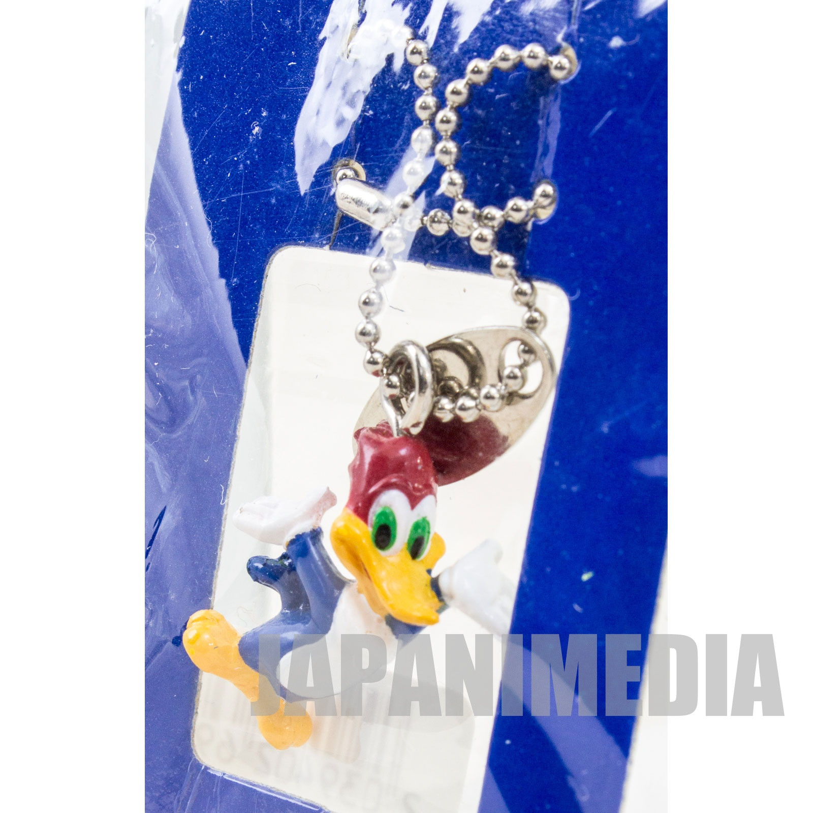 Woody Woodpecker Universal Studios Japan Ball keychain