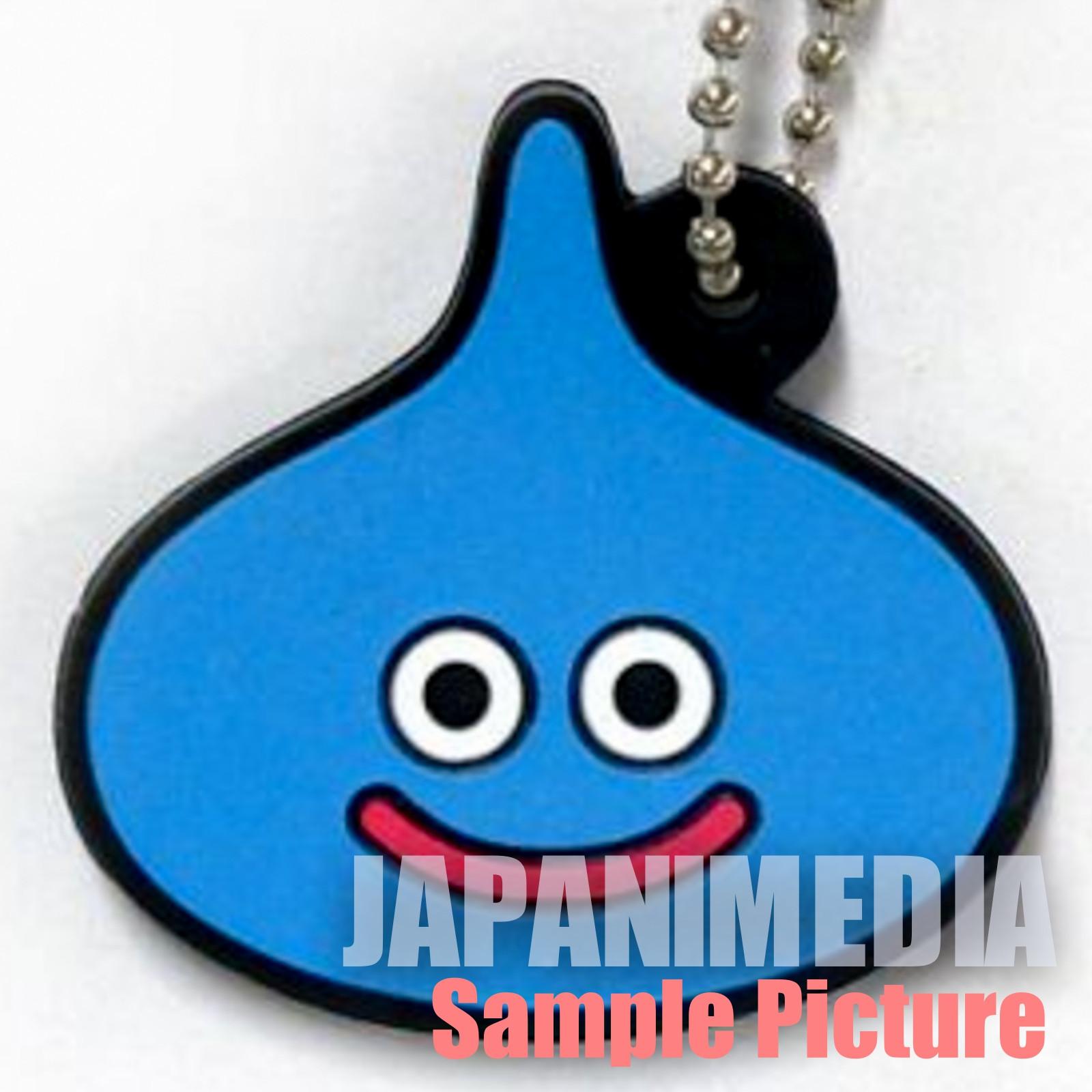 Dragon Quest Monster Rubber Mascot Ballchain Slime JAPAN GAME WARRIOR