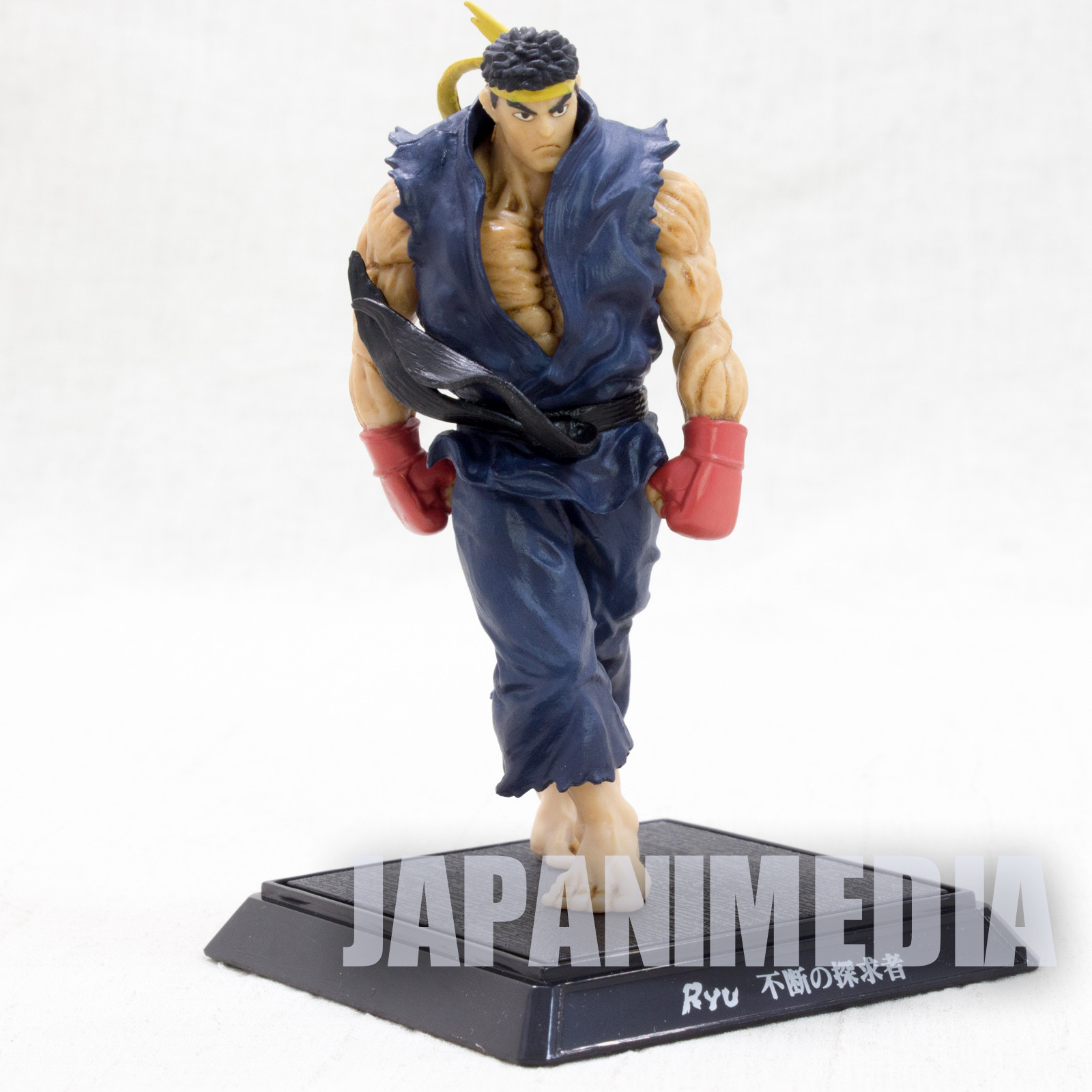 Street Fighter 4 Ryu Figure Another Color ver. Capcom Character JAPAN GAME