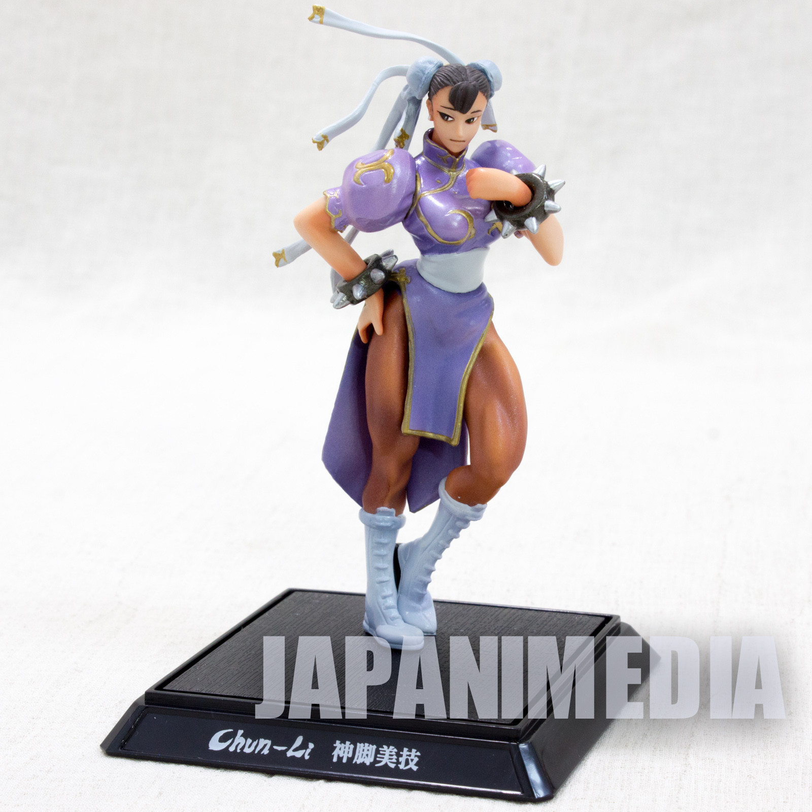 Street Fighter 4 Chun-Li Figure Another color ver. Capcom Character JAPAN GAME