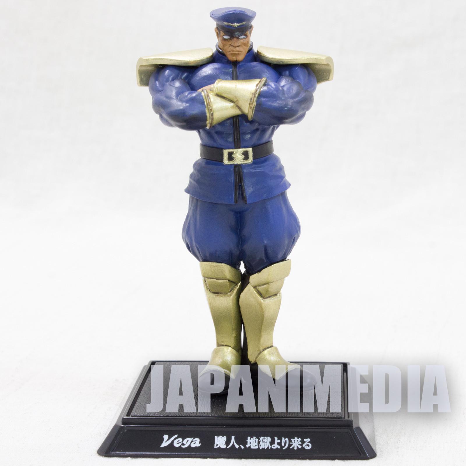Street Fighter 4 Bison Figure Another color ver Capcom Character JAPAN GAME VEGA