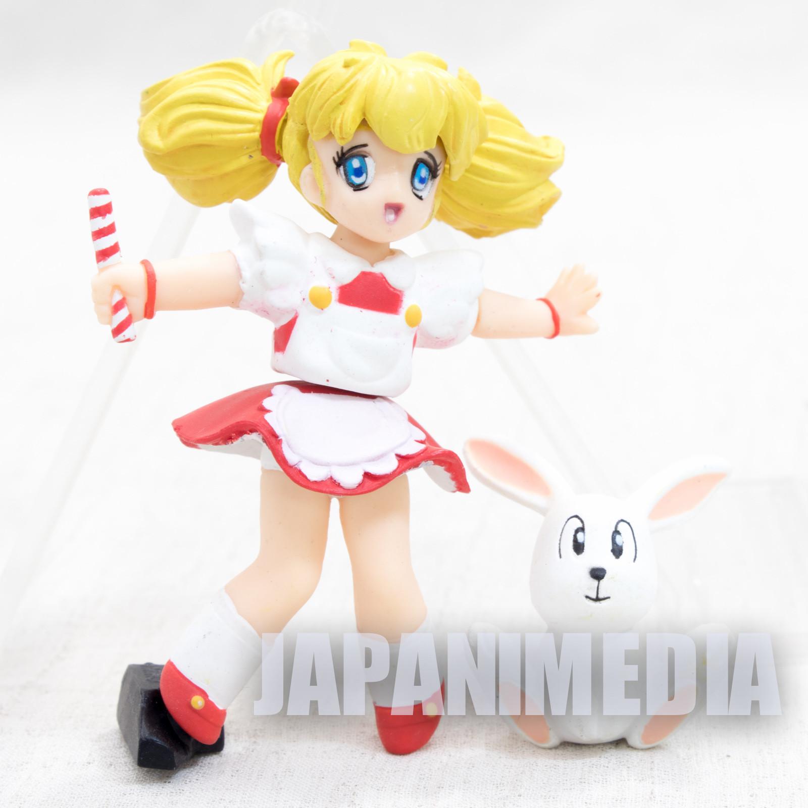 Marchen Maze Alice and Rabbit Mini Figure Namco JAPAN GAME