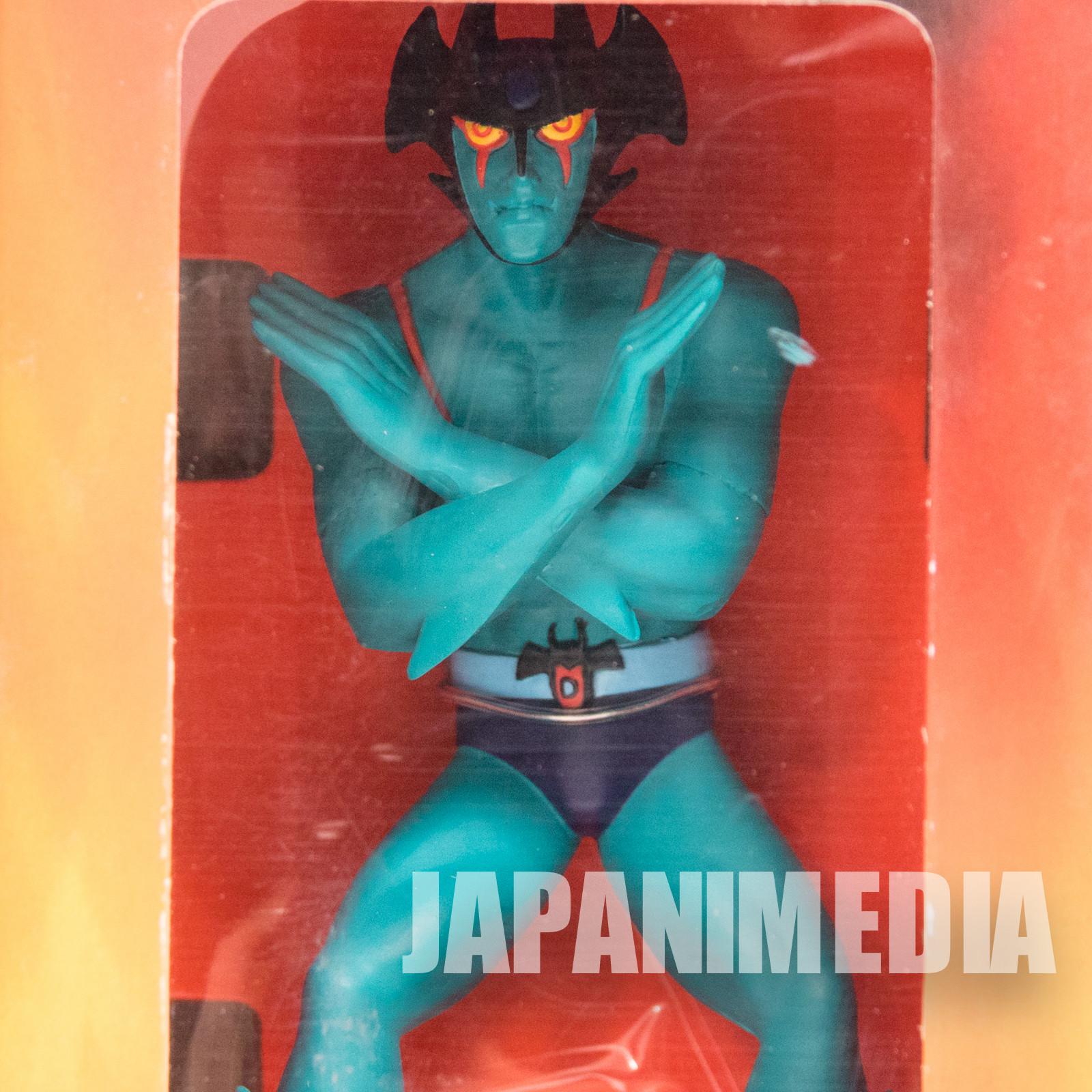 Devilman Figure Collection Anime ver. Banpresto JAPAN ANIME MANGA NAGAI GO