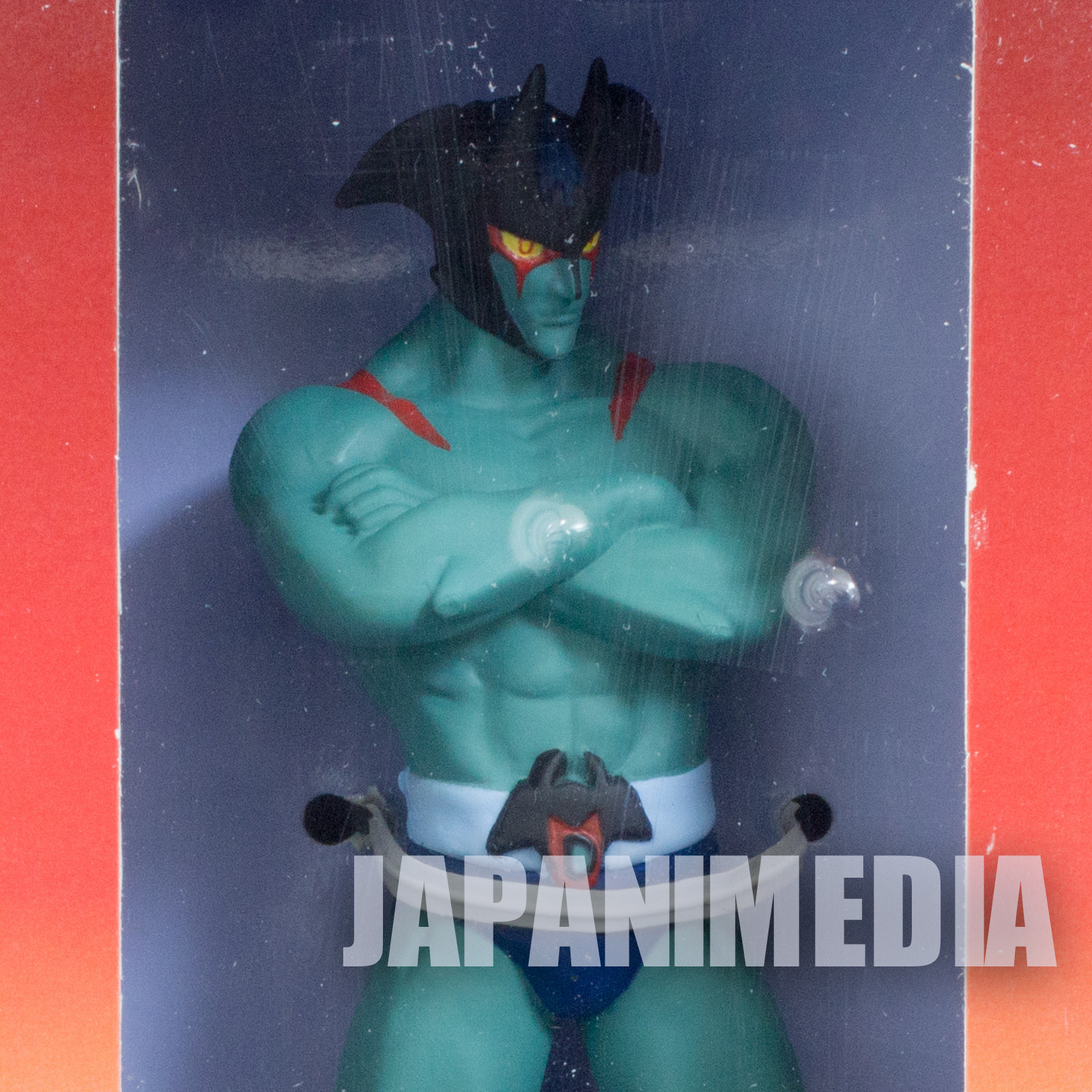 Devilman Figure Collection Anime Ver. Banpresto JAPAN ANIME MANGA NAGAI GO2
