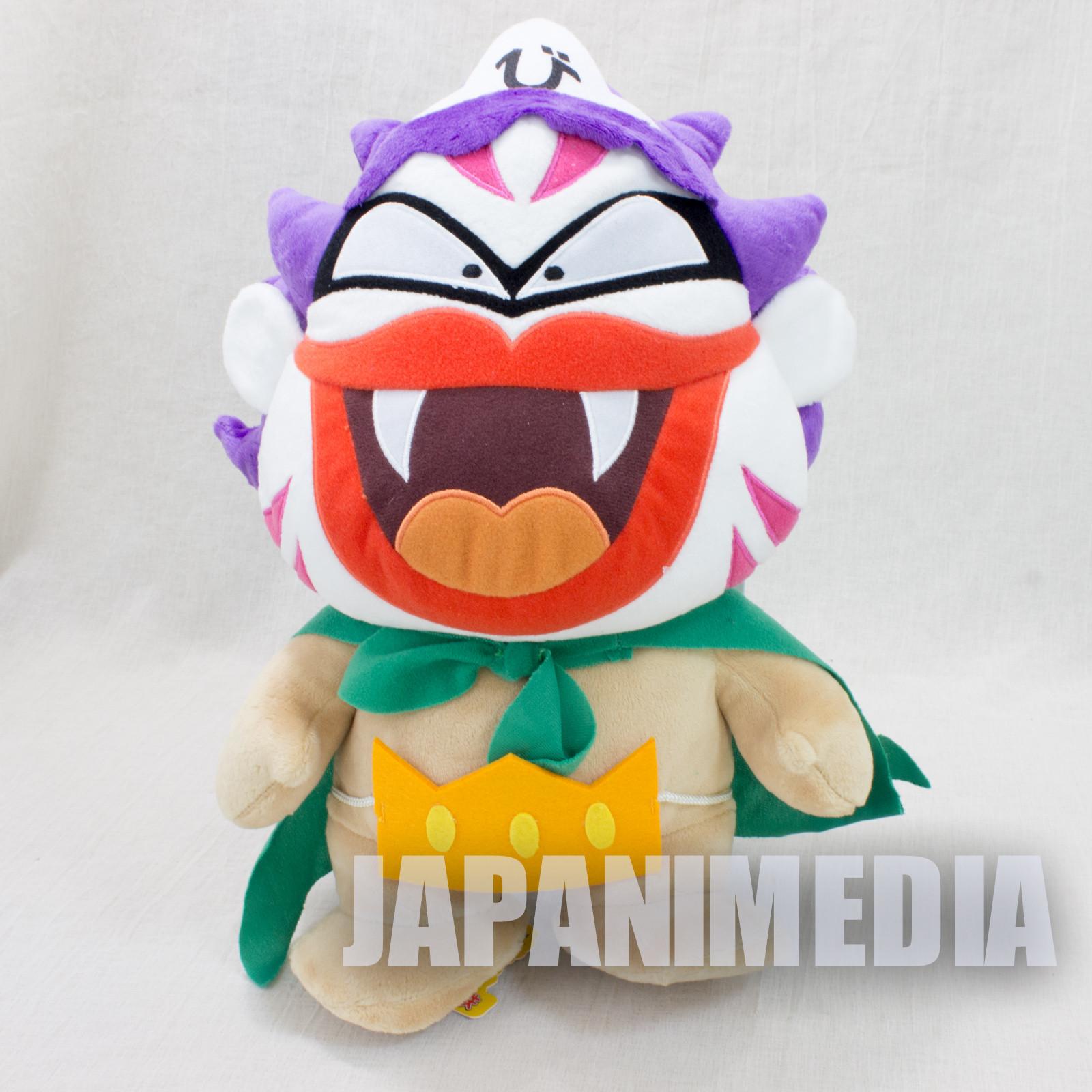 "Momotaro Dentetsu King Bomby Plush doll 13"" Hudson Momotetsu JAPAN ANIME GAME"