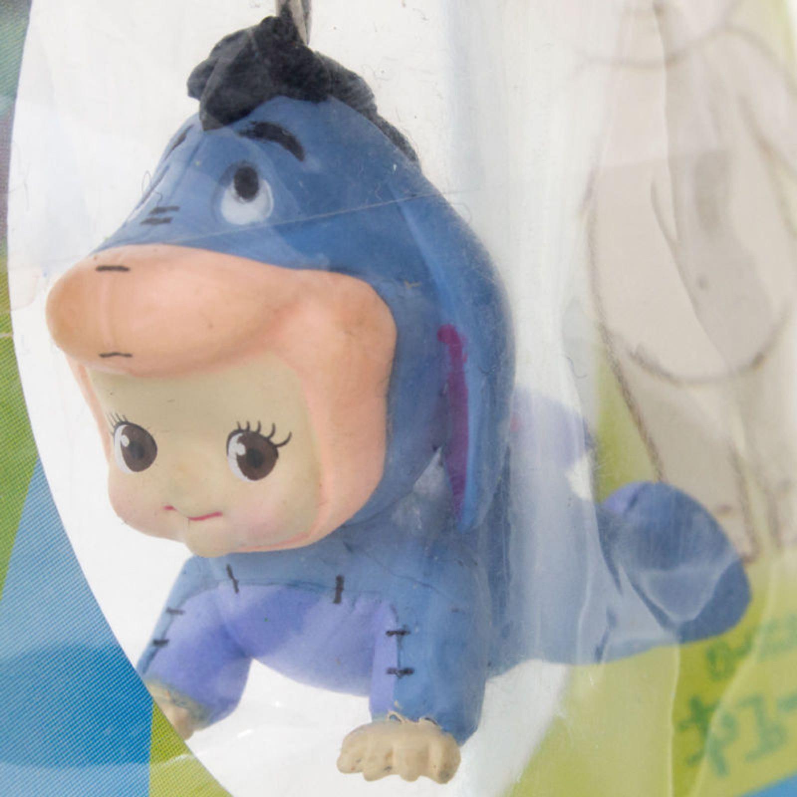 Disney Winnie the Pooh EEYORE Rose O'neill Kewpie Kewsion Strap JAPAN ANIME