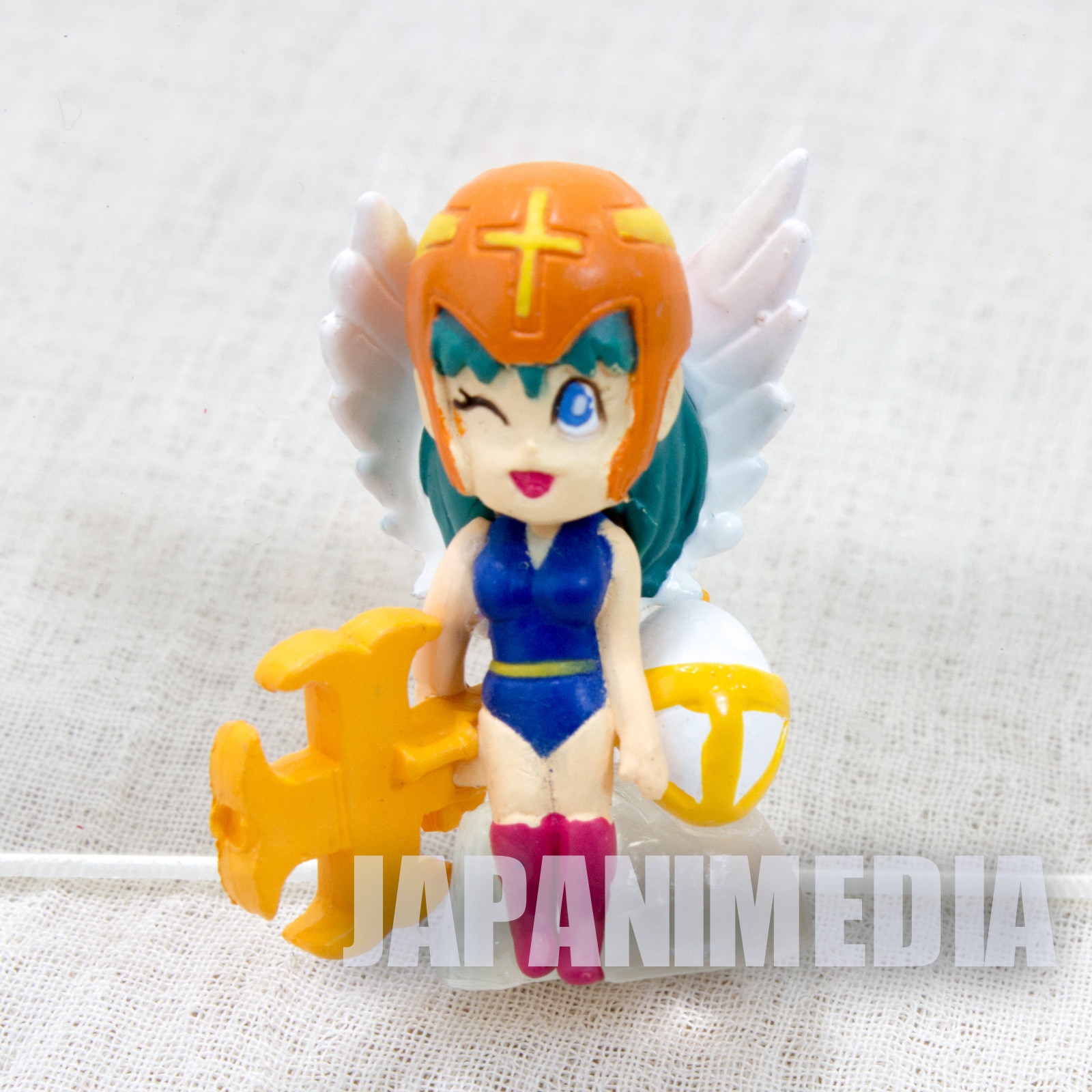 RARE! Bikkuriman Cross Angel Bikkuri Collection Mini Figure vol.2 Bandai JAPAN