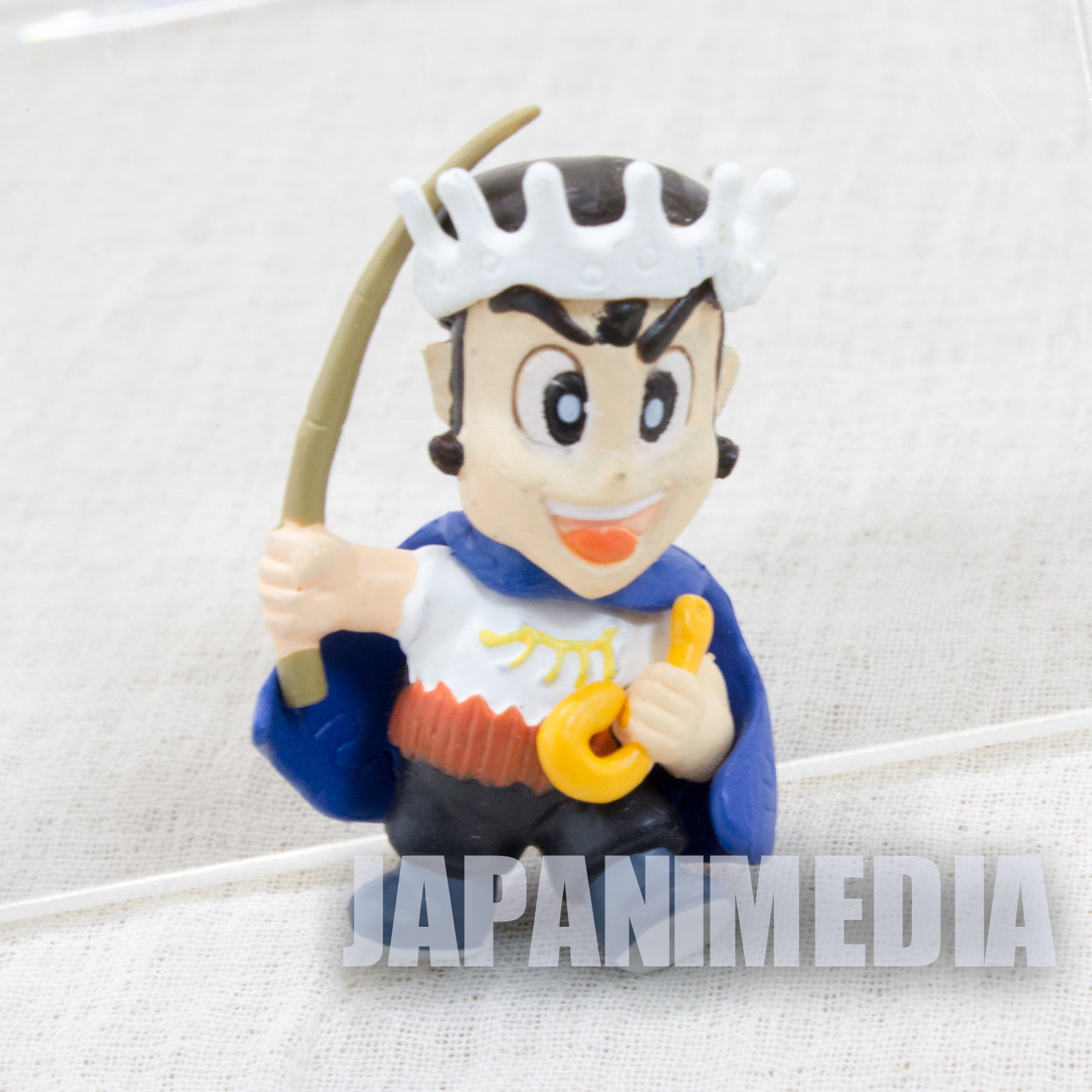RARE! Bikkuriman Ippon Tsuritei Bikkuri Collection Mini Figure vol.2 Bandai JAPAN