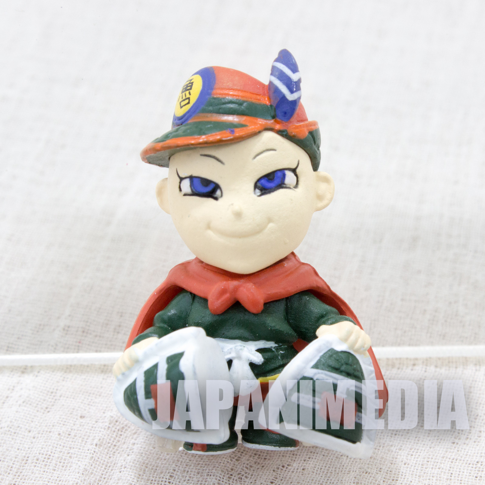 RARE! Bikkuriman Rojin Hood Bikkuri Collection Mini Figure vol.2 Bandai JAPAN
