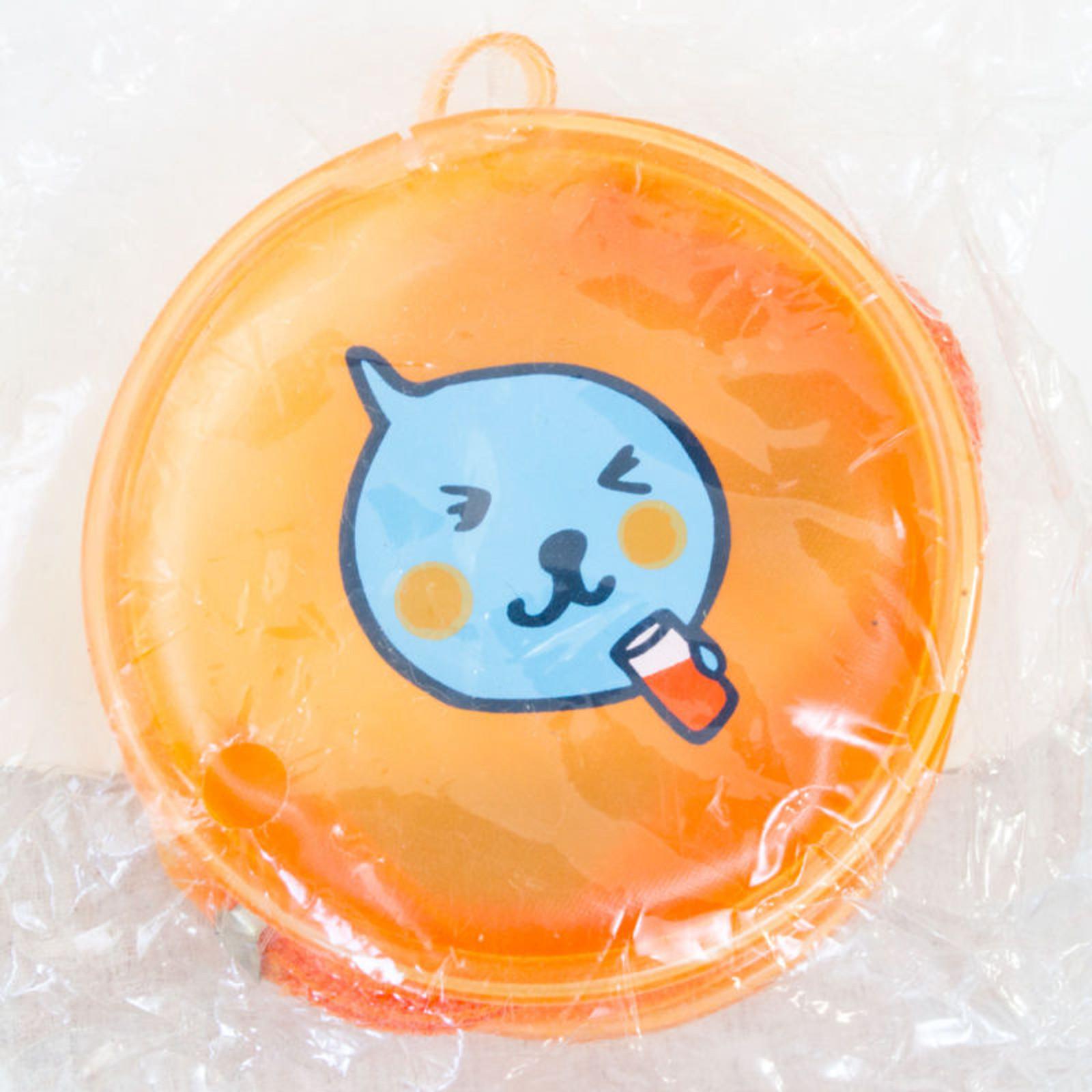 QOO Coin Purse Mini Case Ball Chain Coca-Cola Japan Limited