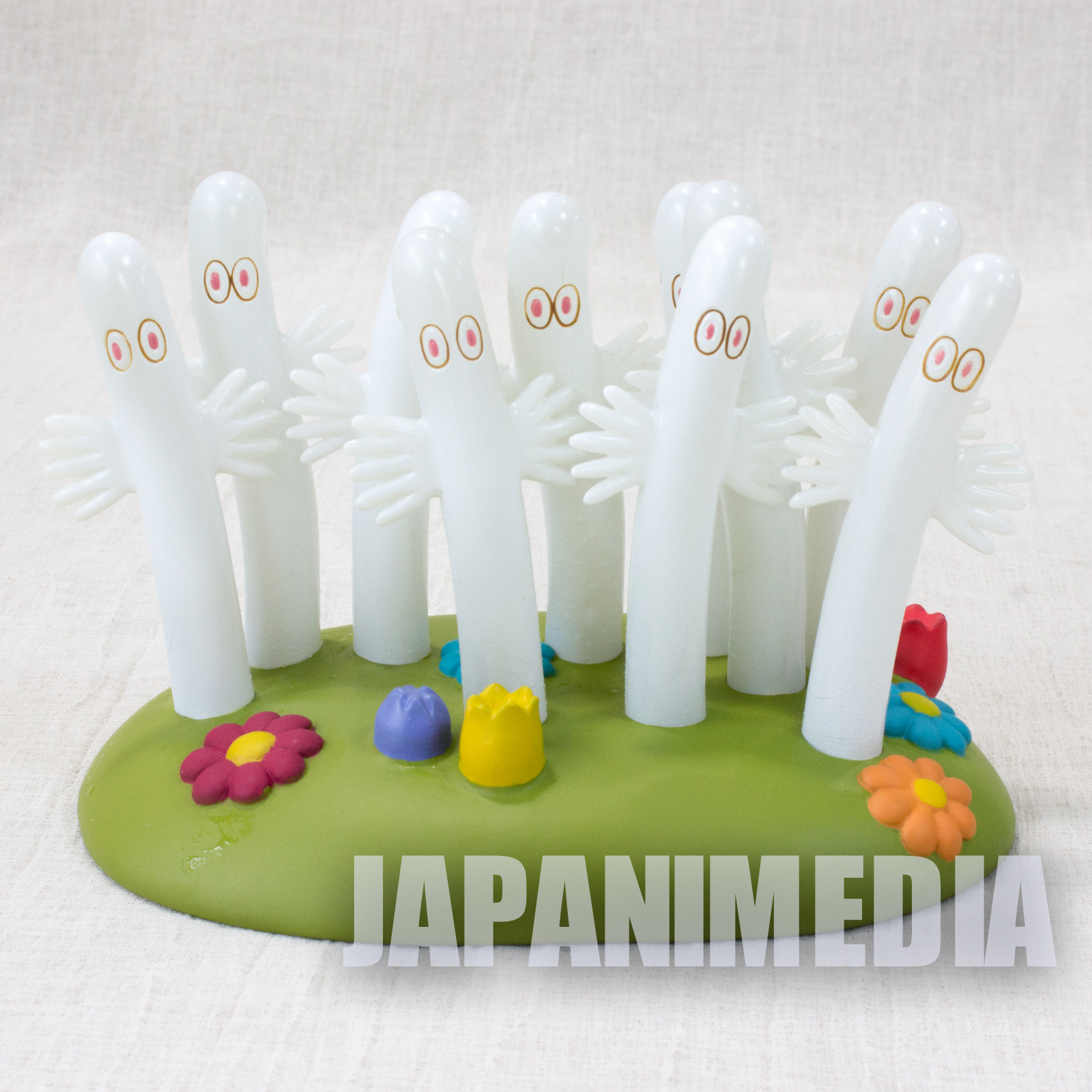 Moomin Valley Nyoro Nyoro Super Collection Figure JAPAN ANIME