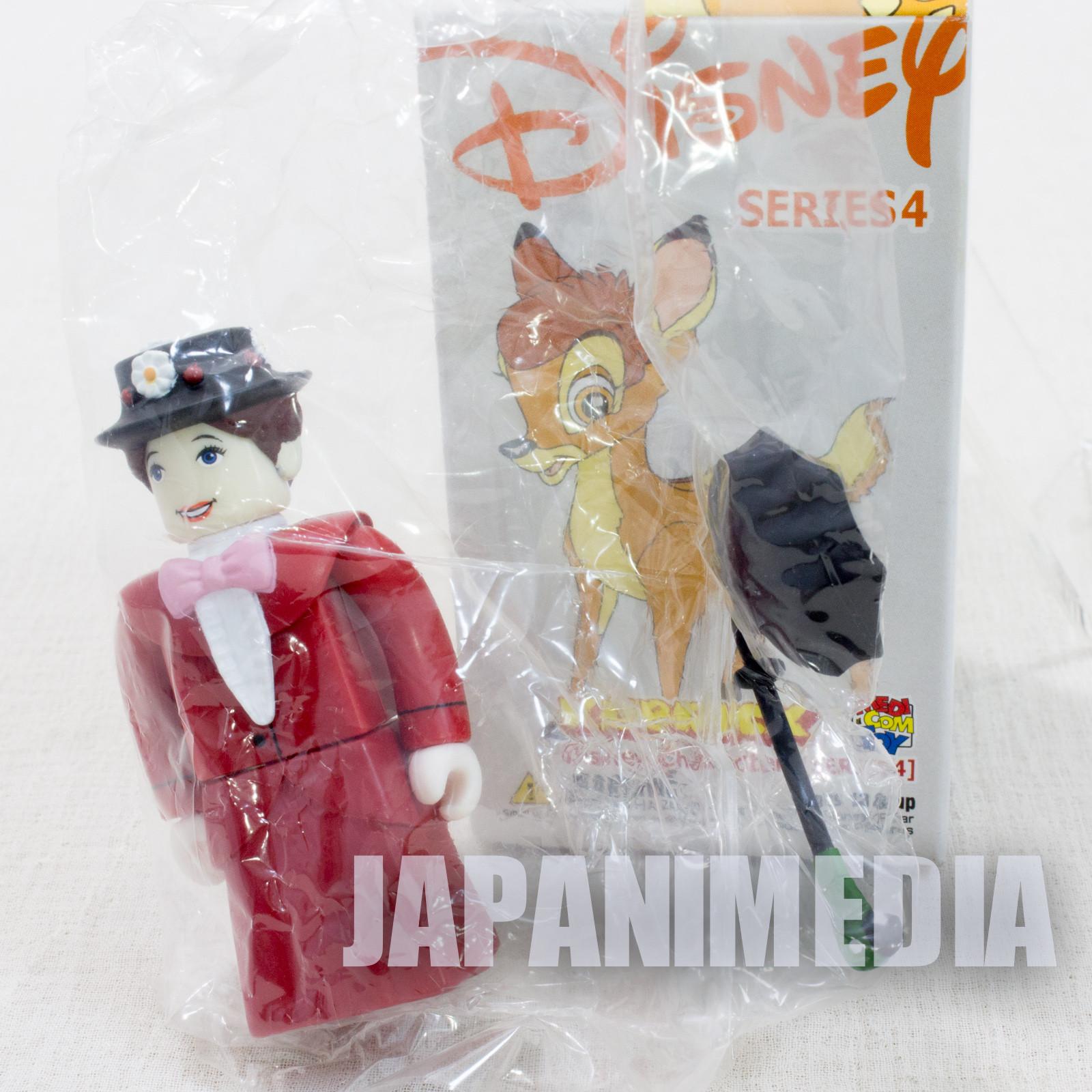 Disney Series 4 Mary Poppins Kubrick Figure Medicom Toy JAPAN