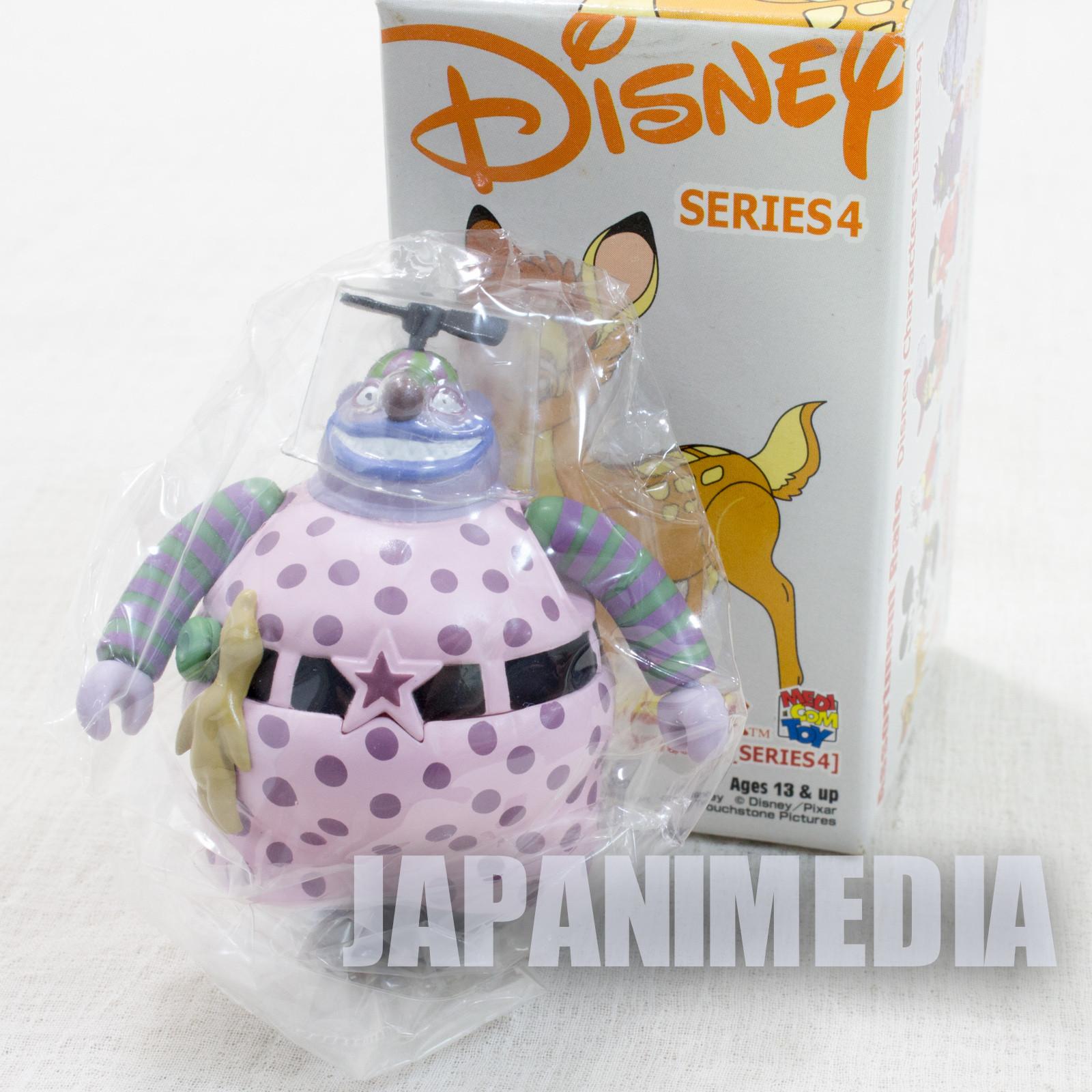 Disney Series 4 Crown Nightmare Before Christmas Kubrick Figure Medicom Toy