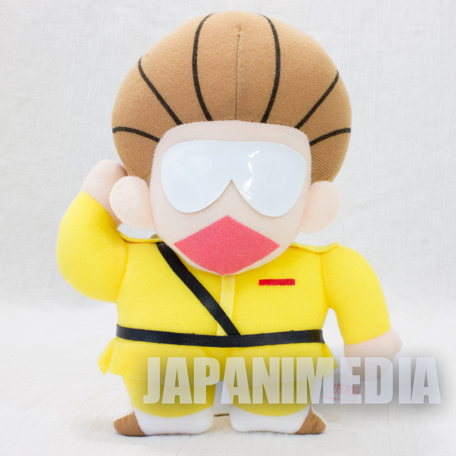 Retro Rare! Patalliro Tamanegi Plush Doll Yujin JAPAN ANIME MANGA