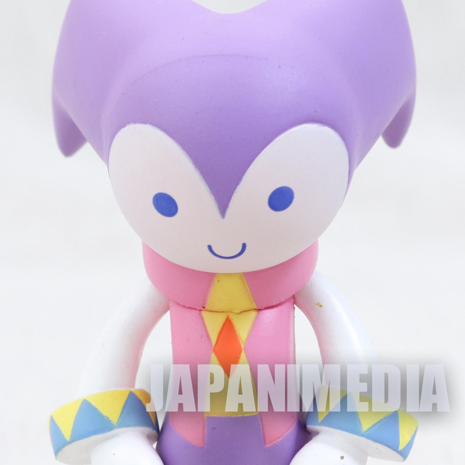 NiGHTS Jouney of Dreams PaPETCH : X001 Mini Figure SEGA Wii (No Box)