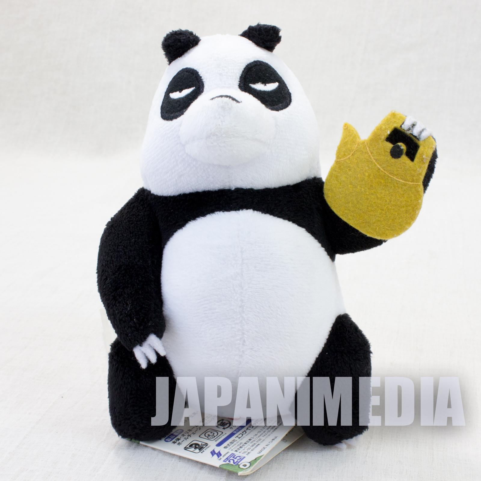 "Ranma 1/2 Genma Panda 6"" Plush Doll SK JAPAN ANIME MANGA 1"