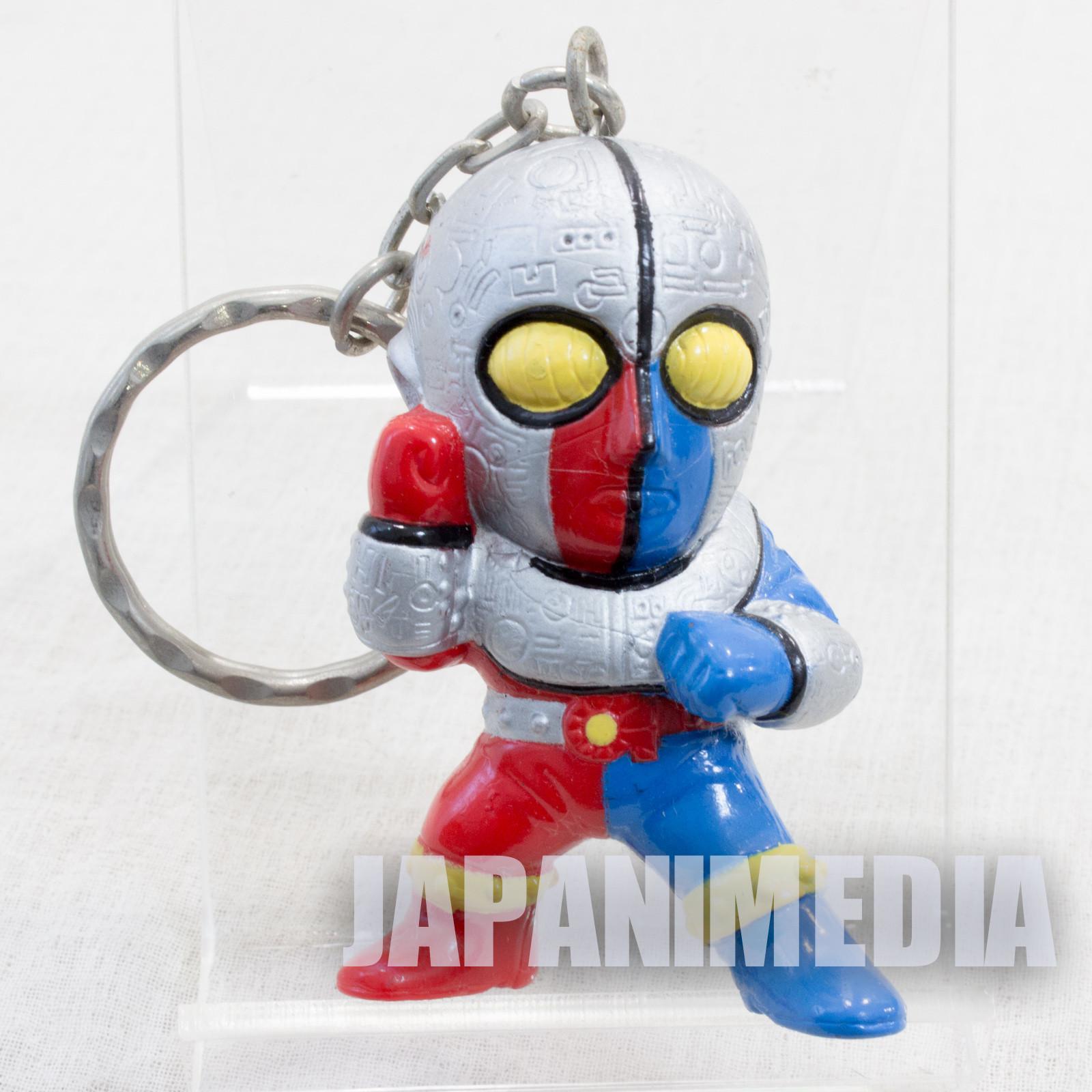 Kikaider 01 Figure Keychain JAPAN ANIME TOKUSATSU