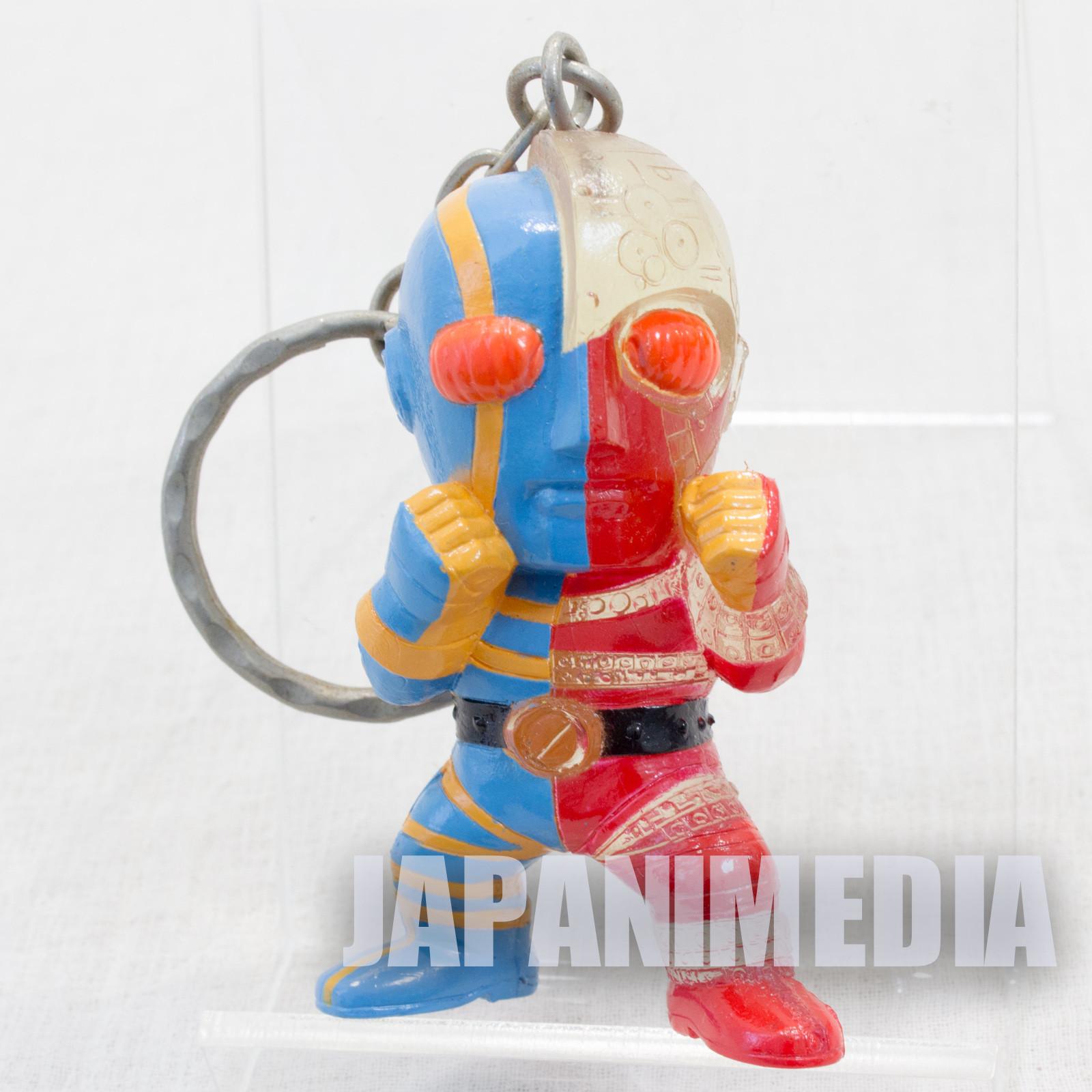 Kikaider Clear ver.  Figure Key Chain Banpresto Ishinomori Shotaro JAPAN ANIME TOKUSATSU