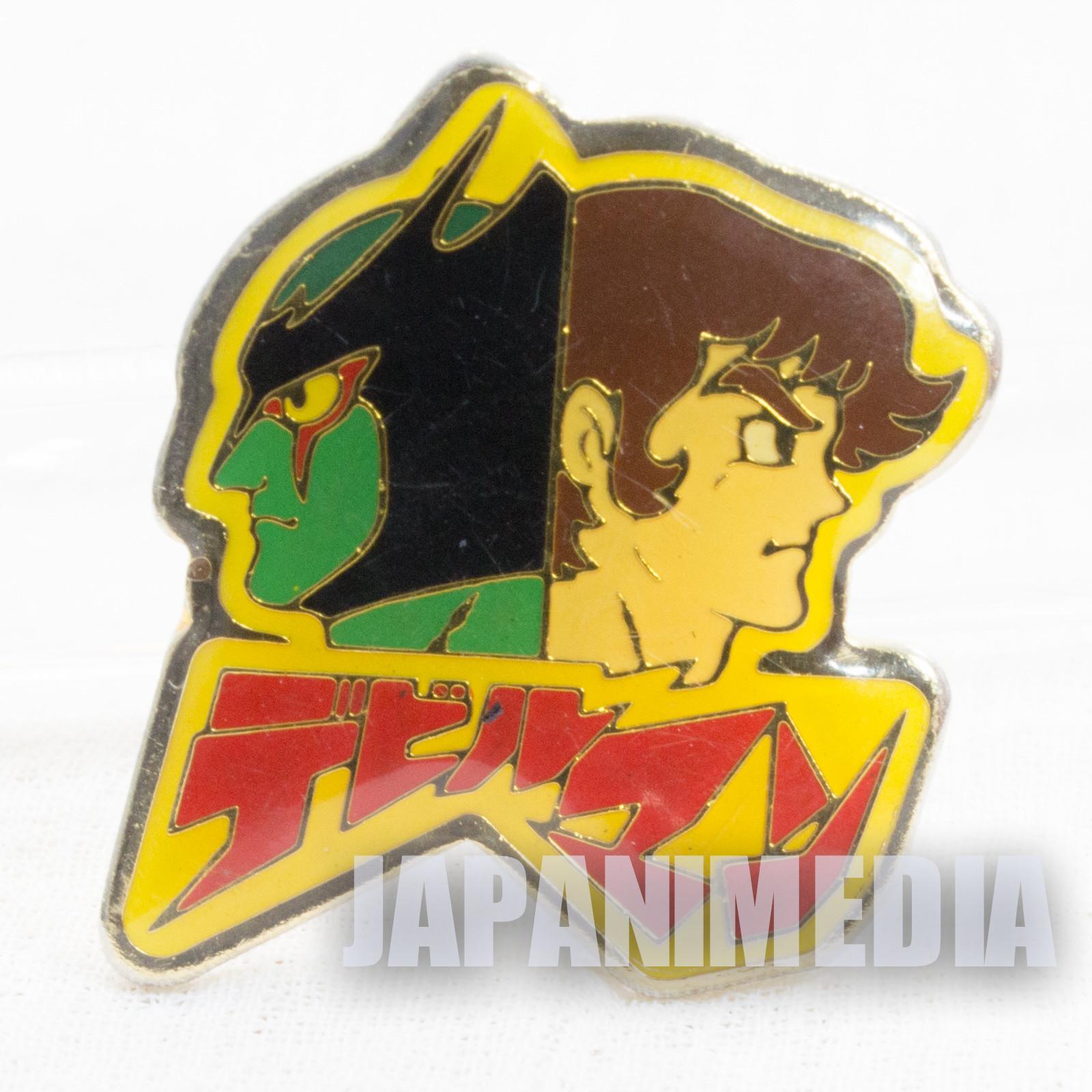 Devilman Fudo Akira Pins Yutaka JAPAN ANIME MANGA NAGAI GO 2