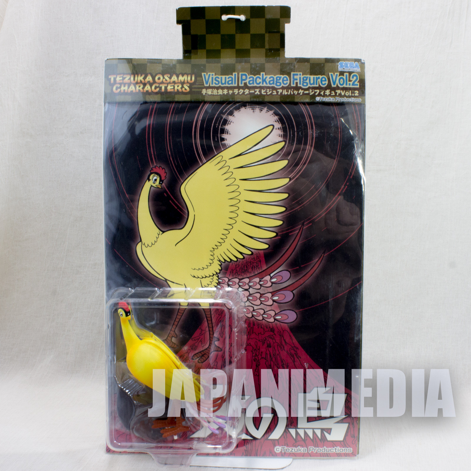 Phoenix Hitotori Visual Package Figure Osamu Tezuka JAPAN ANIME MANGA