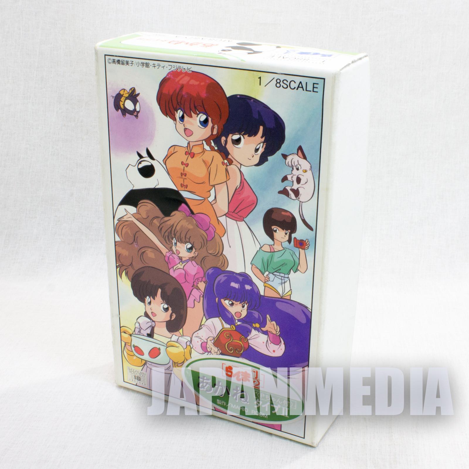 Ranma 1/2 Akane Type Ⅱ 1/8 Scale Resin Cast Model Kit Musashiya