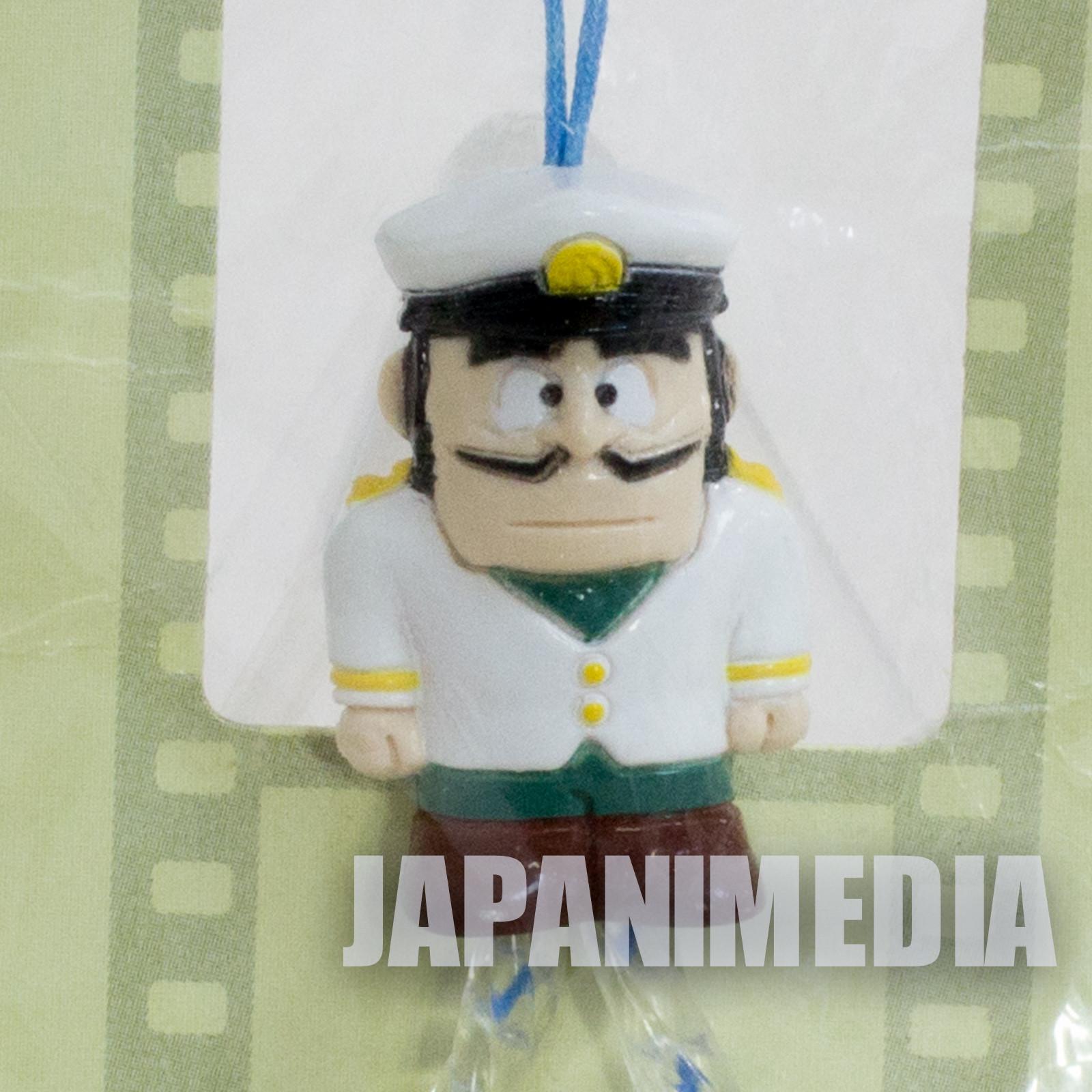 Retro RARE! Future Boy Conan Dyce Figure Strap JAPAN ANIME HAYAO MIYAZAKI