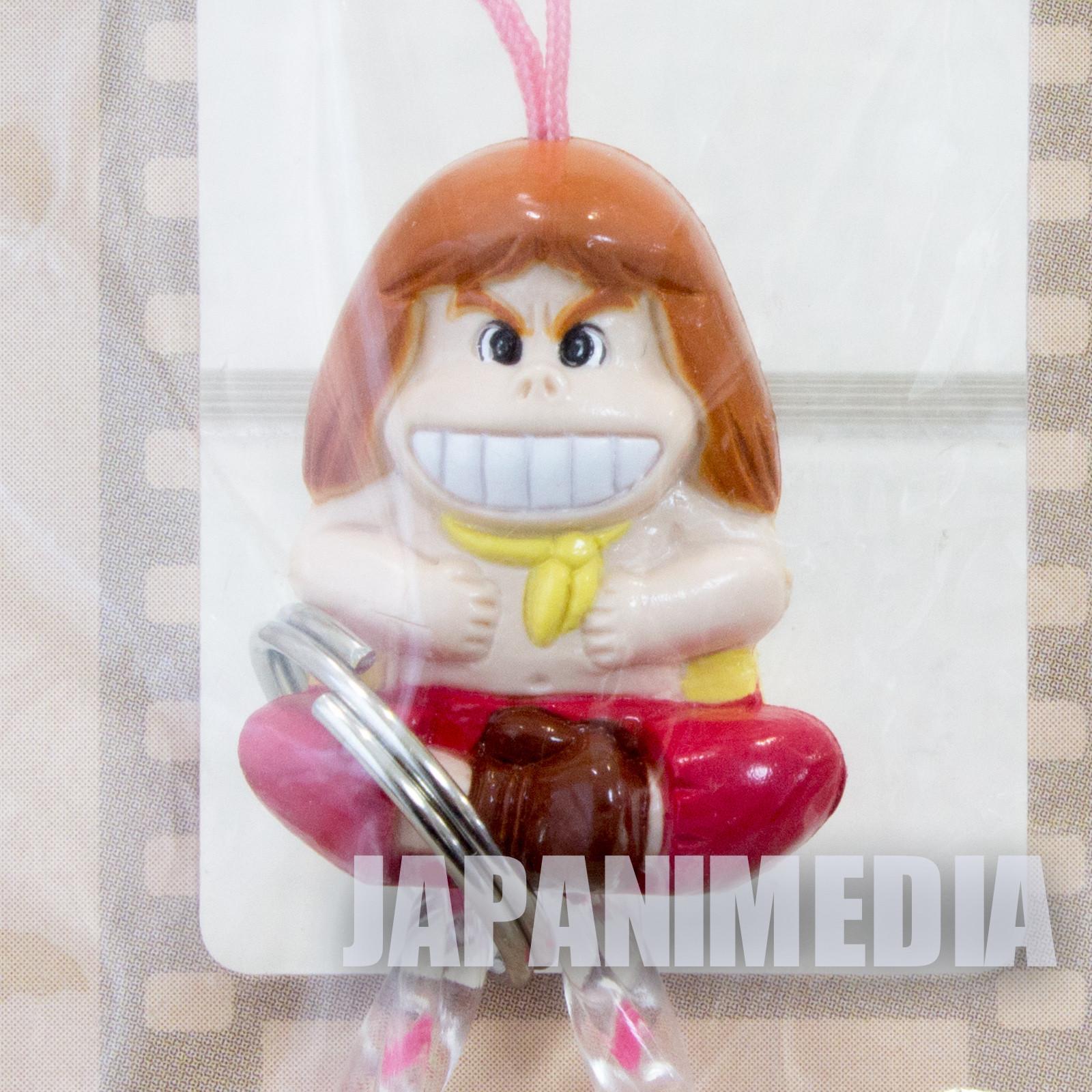 Retro RARE! Future Boy Conan Jimsy Figure Strap JAPAN ANIME HAYAO MIYAZAKI