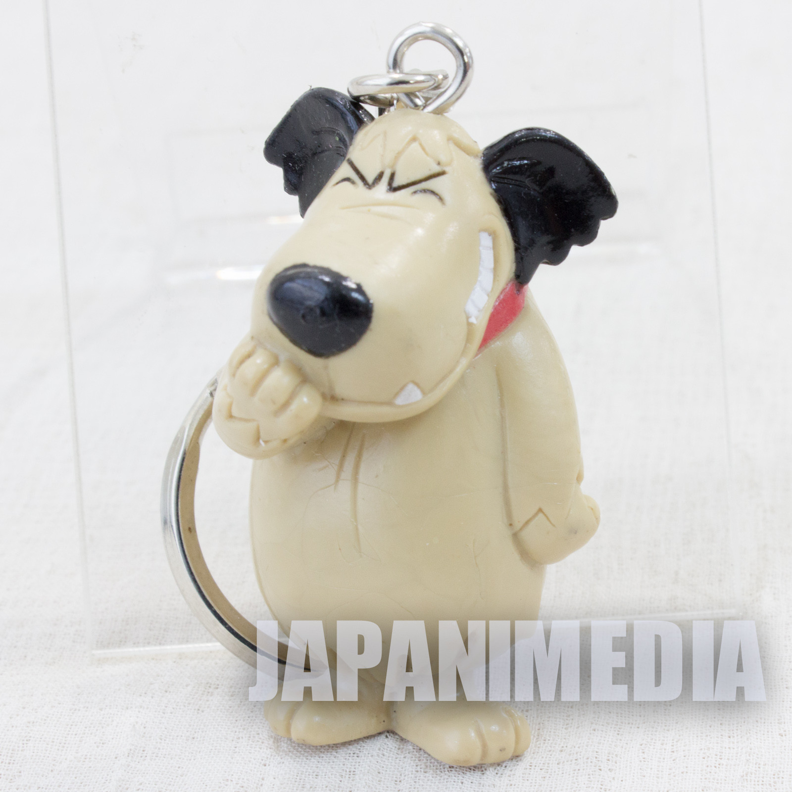 Wacky Races Muttley #2 Figure Keychain 1996 Banpresto JAPAN Hanna-Barbera