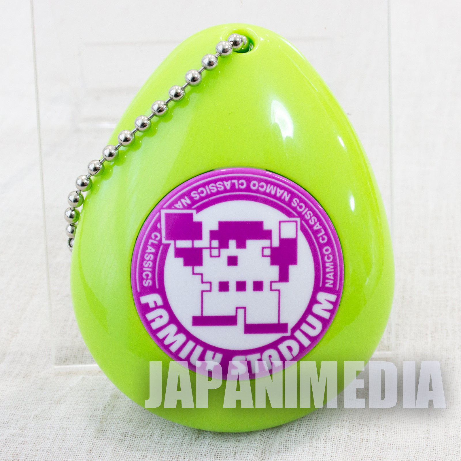 Namco Classics Soundrop Ball Chain Famista Family Stadium ver. BANDAI JAPAN GAME