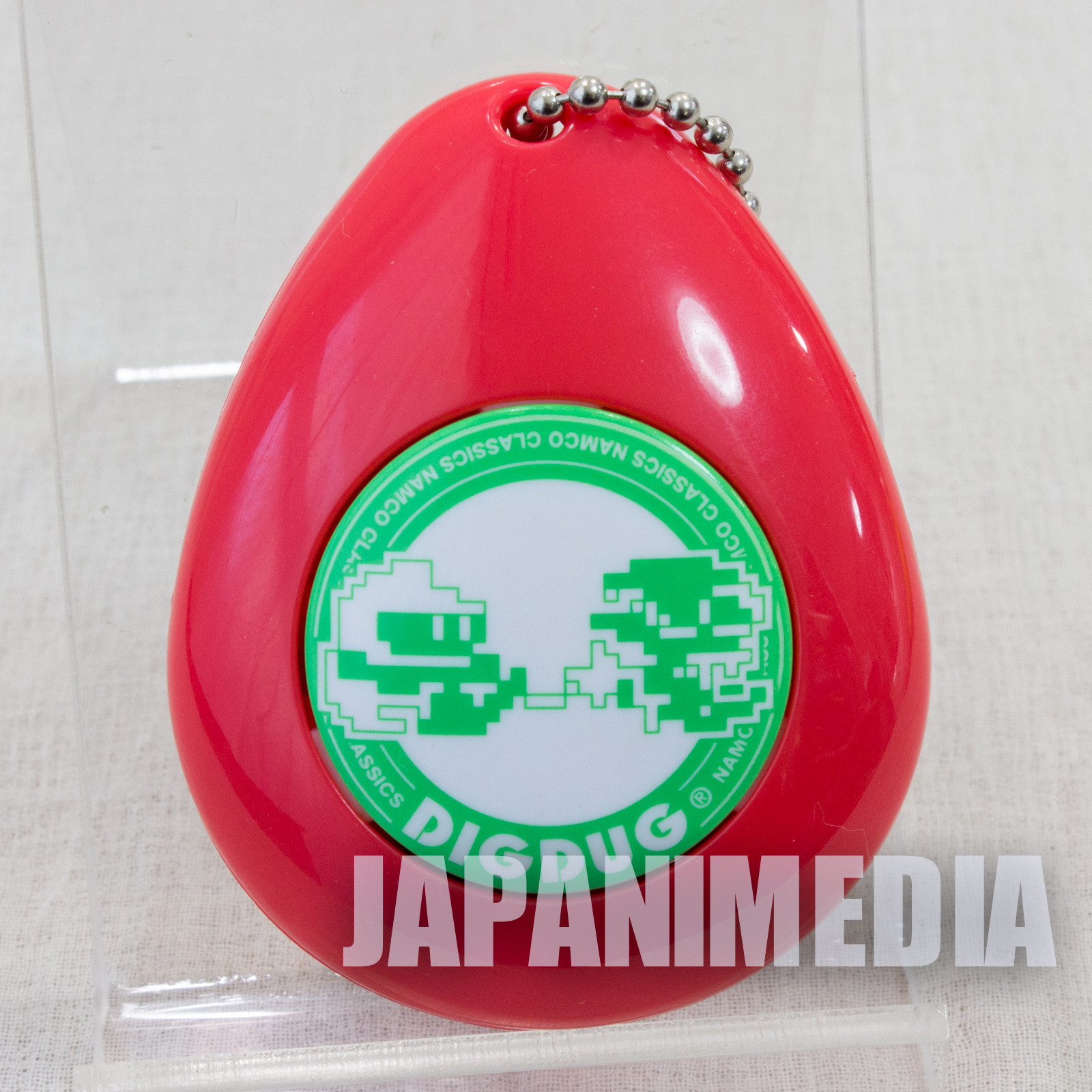 Namco Classics Soundrop Ball Chain Dig Dug ver. BANDAI JAPAN GAME
