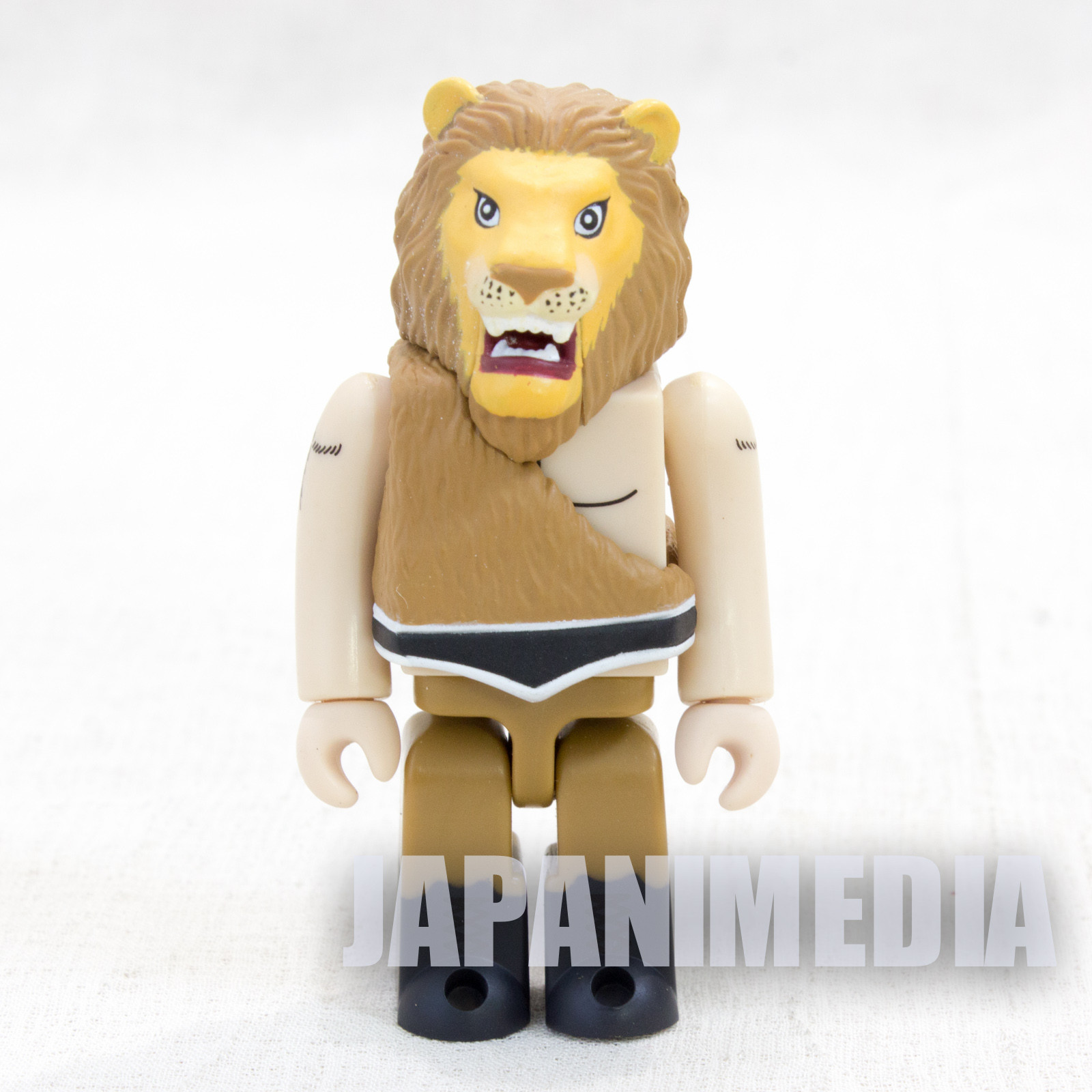 Tiger Mask Series 2 Lion Man Figure Kubrick Medicom Toy JAPAN ANIME