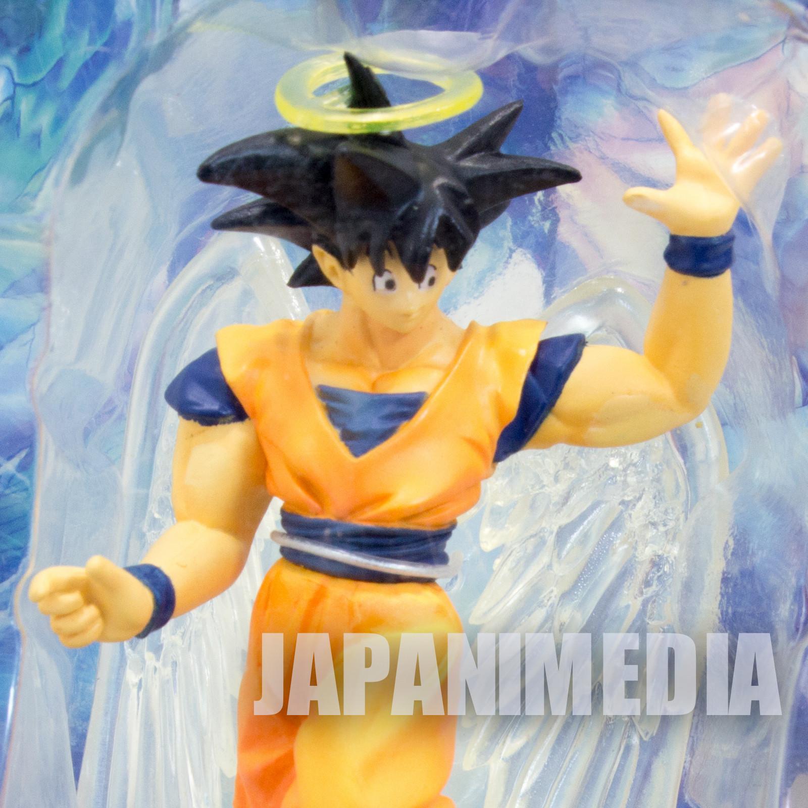 Dragon Ball Z Gokou Figure Collection Vol.1 Banpresto JAPAN ANIME MANGA