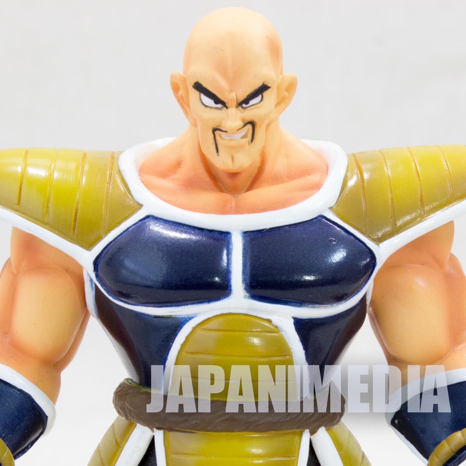 Dragon Ball Nappa HSCF Figure high spec coloring JAPAN ANIME MANGA 2