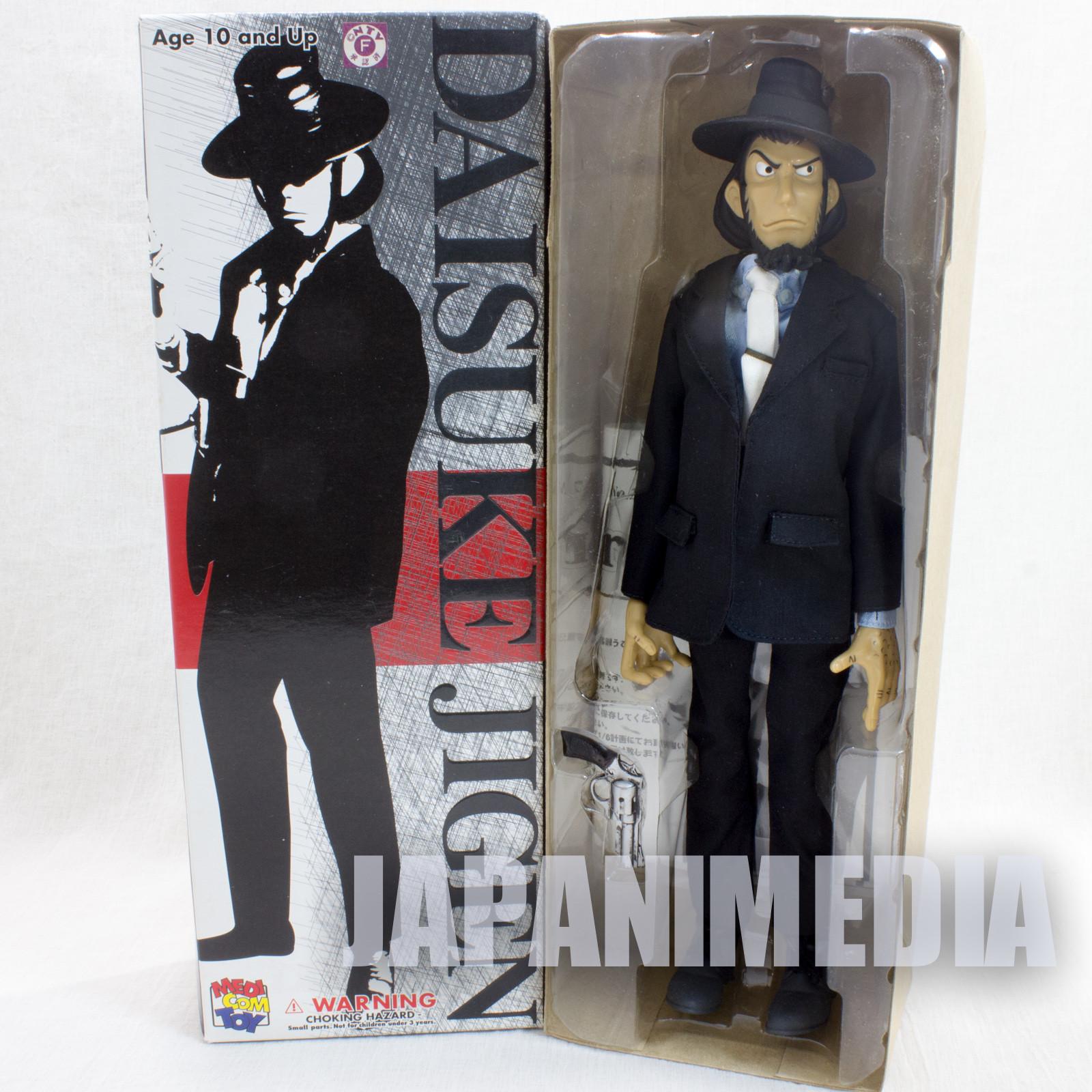 Lupin the 3rd Jigen Daisuke Stylish Collection Medicom Toy JAPAN ANIME MANGA