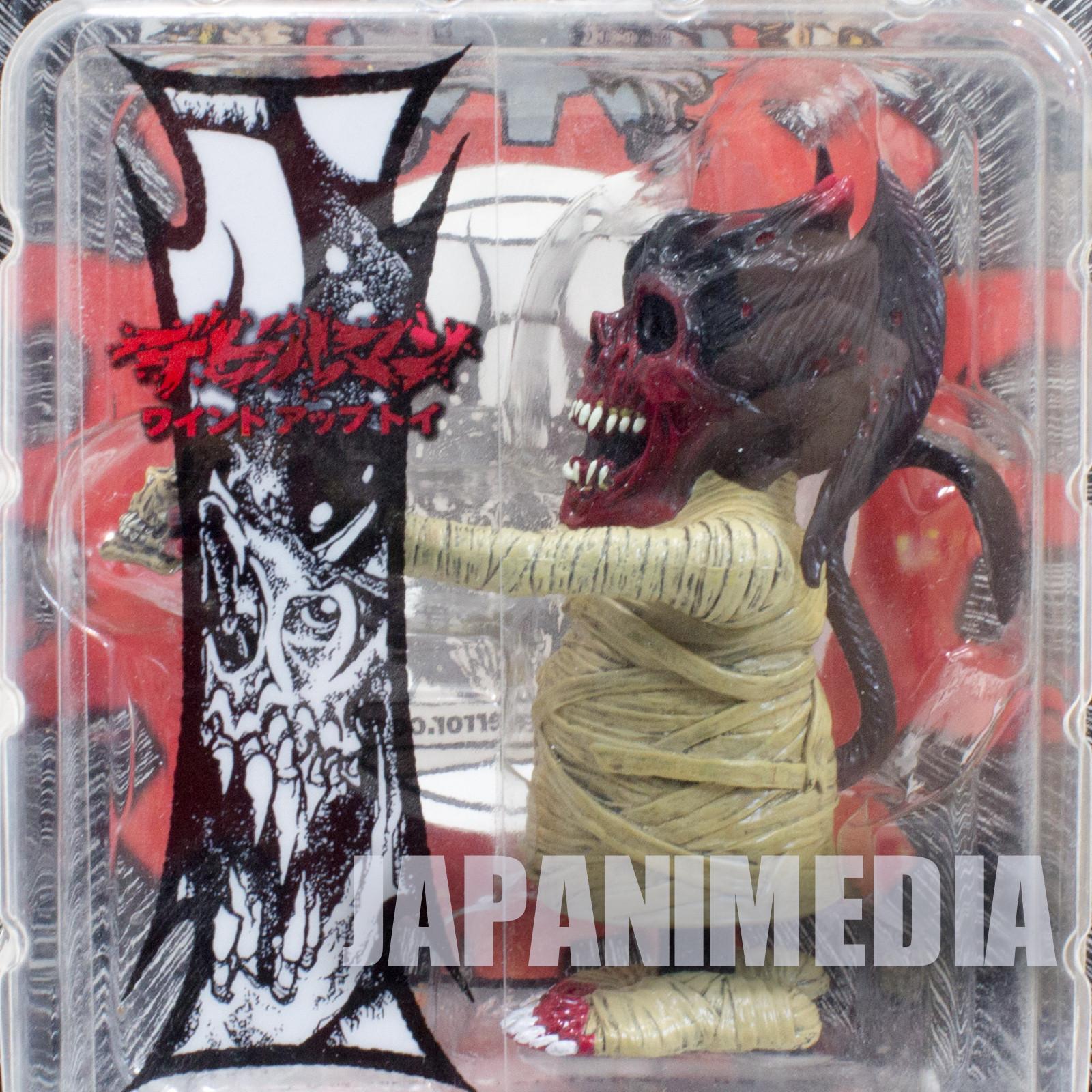Mecha Terror Devilman Wind Up Toy Figure Pushead Fewture JAPAN NAGAI GO