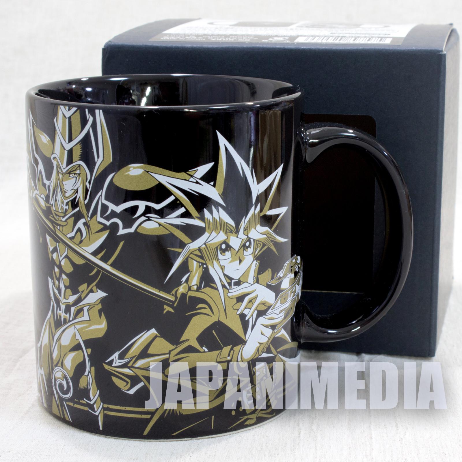 Yu-Gi-Oh! Yugi Muto & Dark Magician 20th Mug JAPAN ANIME MANGA