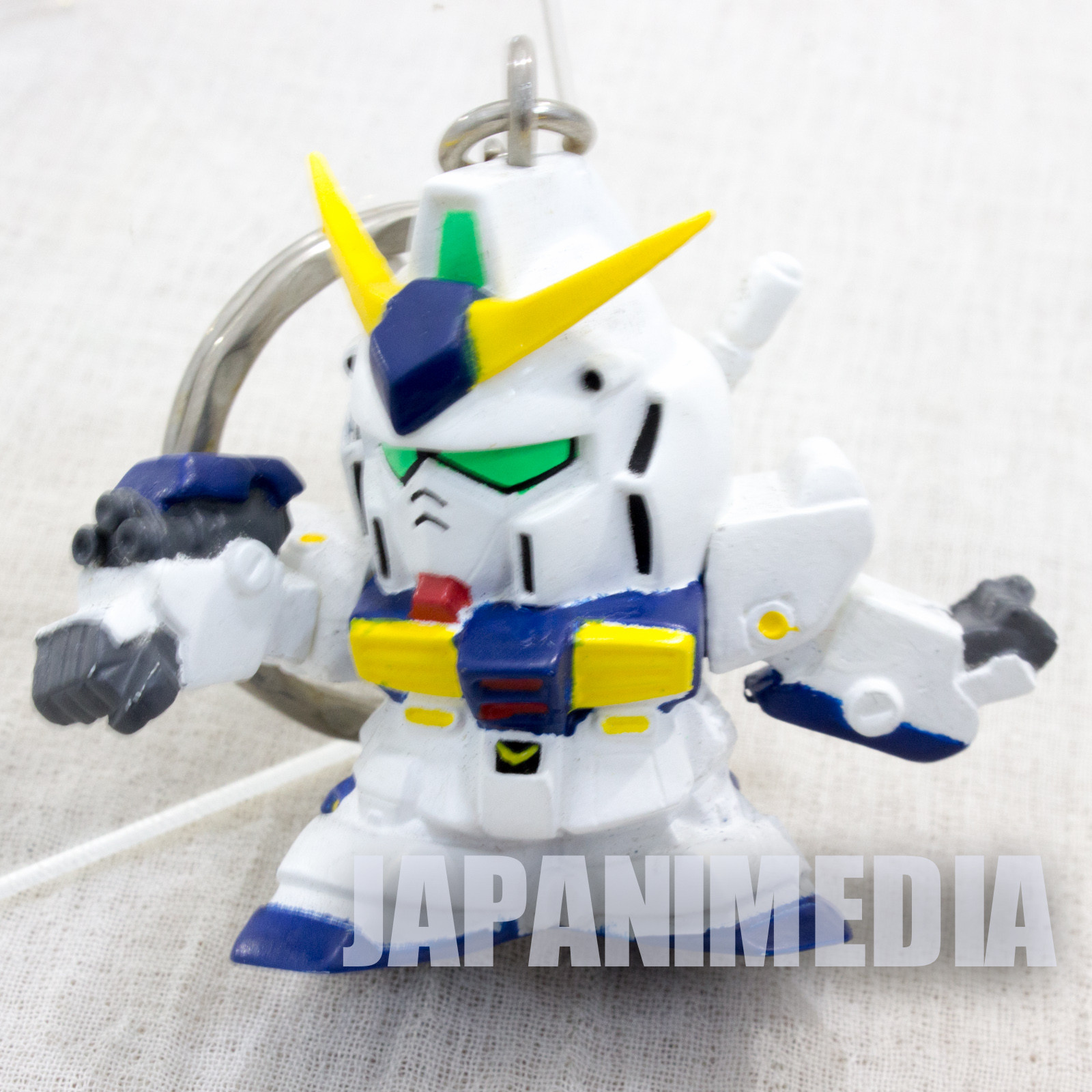 Gundam RX-78NT-1 ALEX Figure Keychain JAPAN ANIME