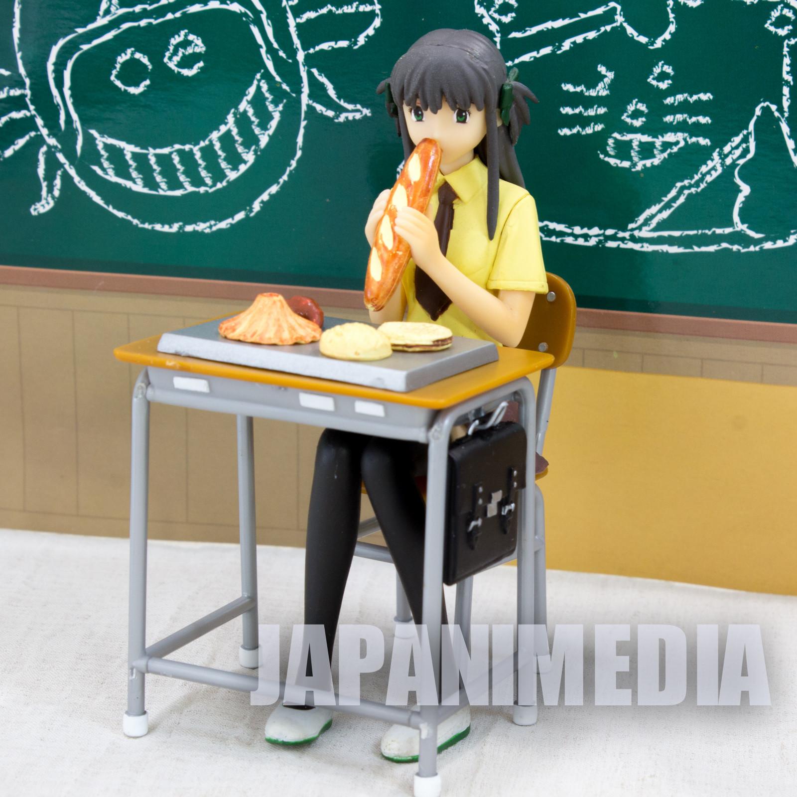 Yakitate!! Japan Tsukino Azusagawa School Diorama Figure JAPAN ANIME