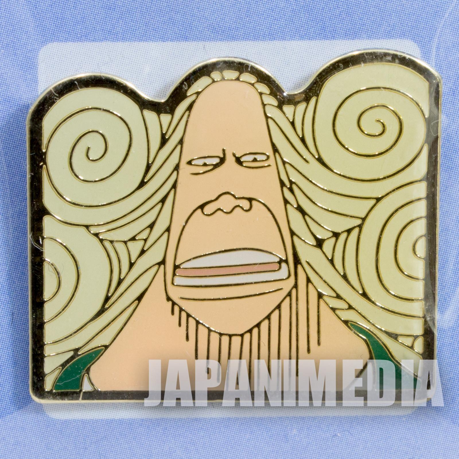 ONE PIECE Igaramu Weekly Jump Character Pins JAPAN ANIME MANGA